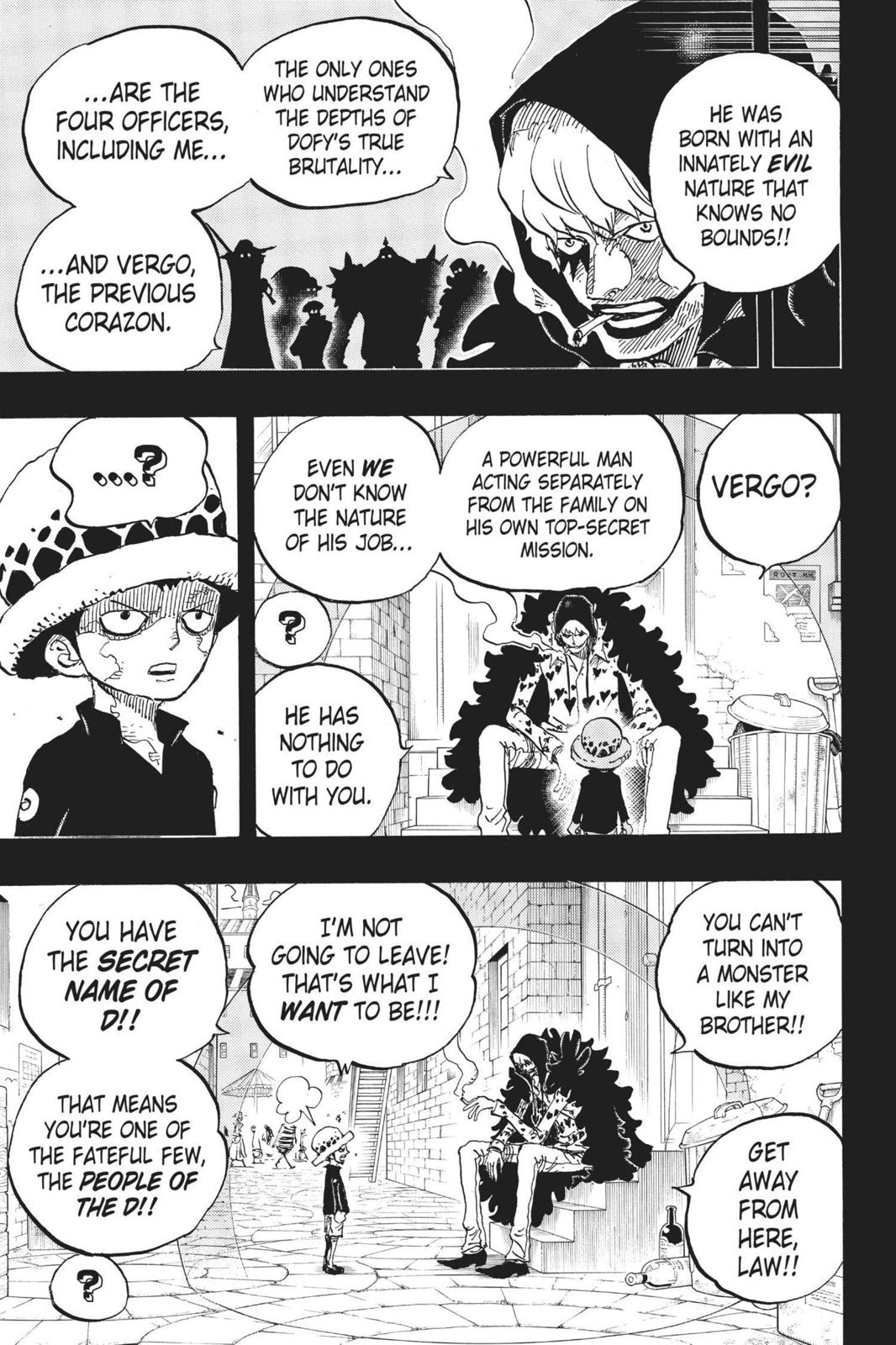 One Piece Chapter 764 Page 14