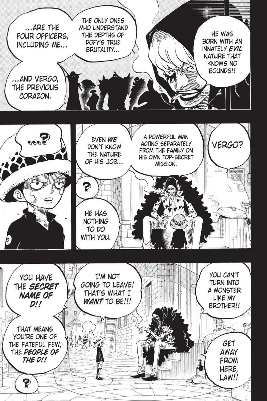 One Piece Chapter 764 Page 16