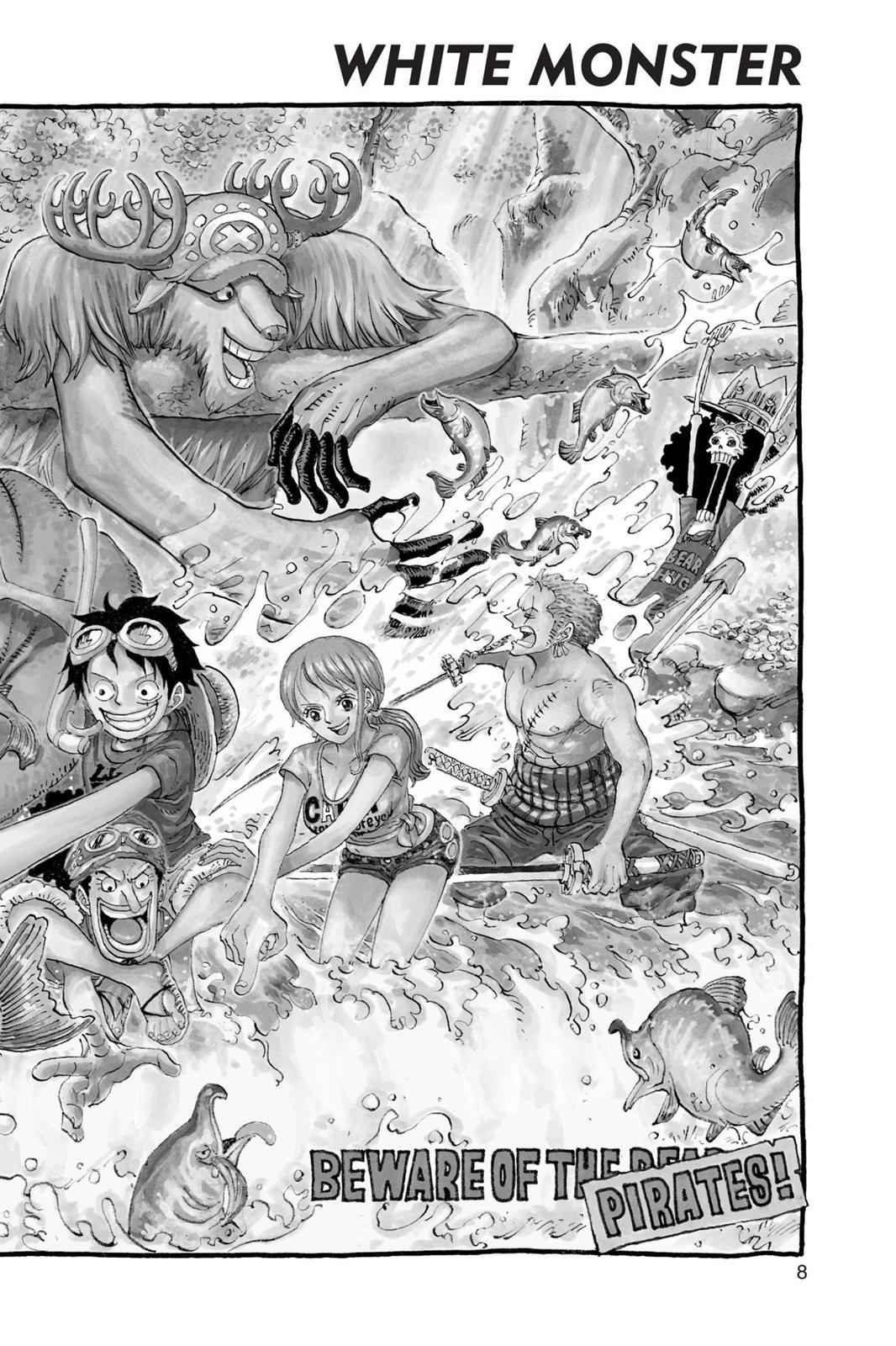 One Piece Chapter 764 Page 9