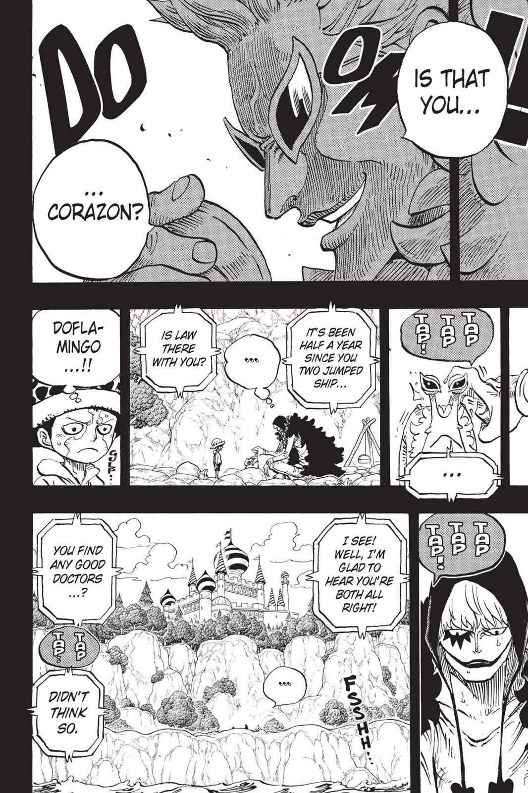 One Piece Chapter 765 Page 2