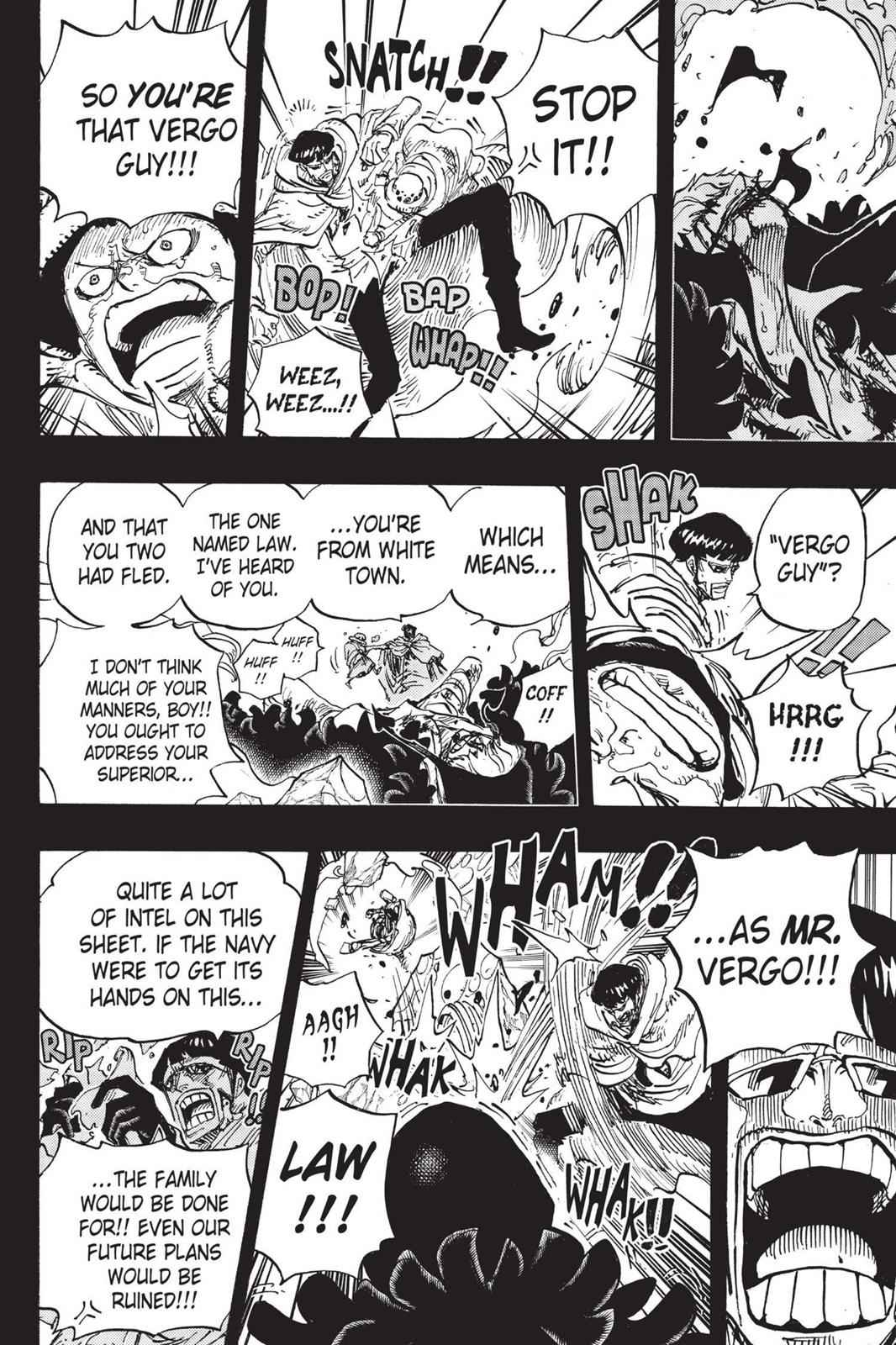 One Piece Chapter 766 Page 12