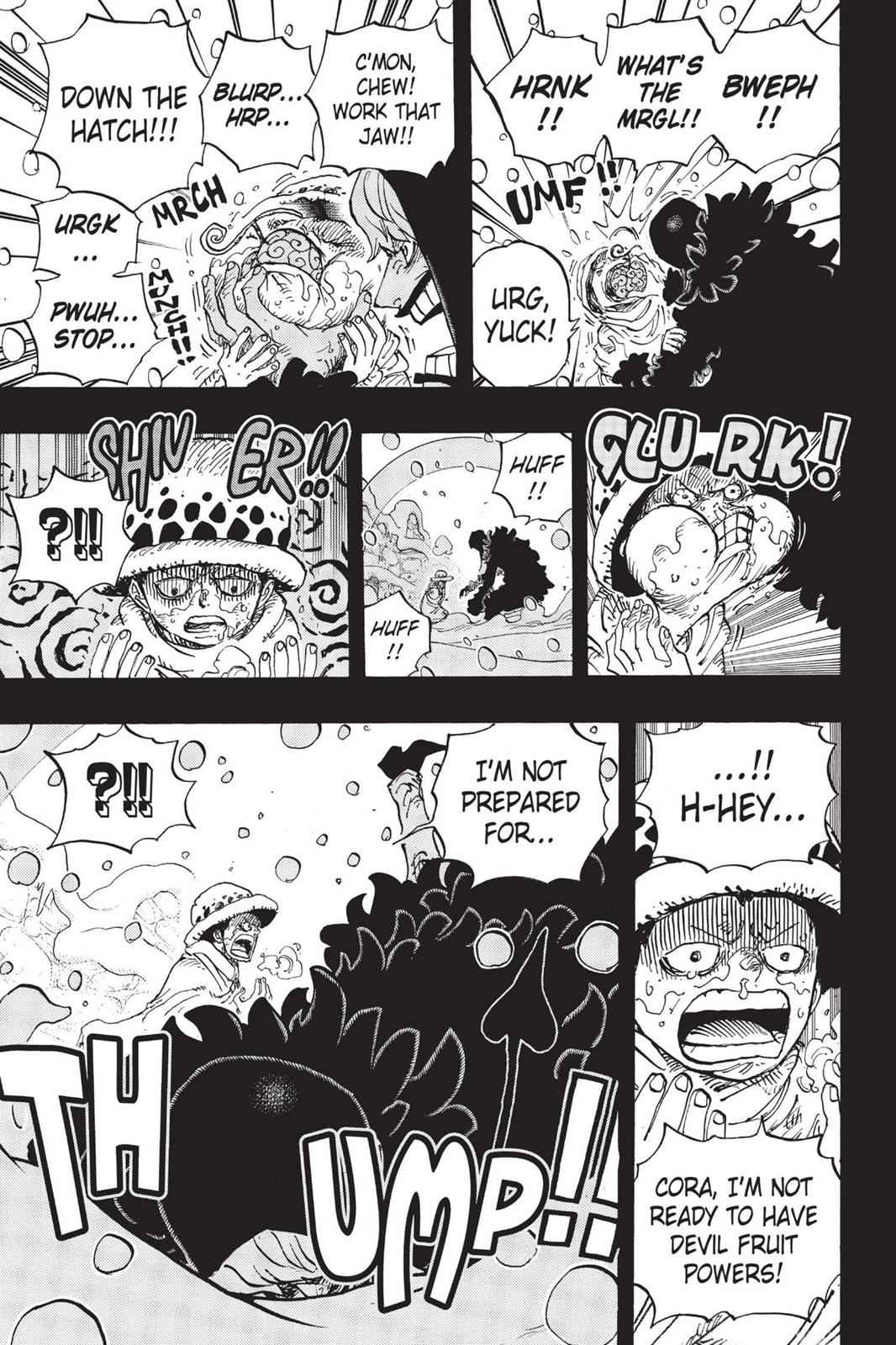 One Piece Chapter 766 Page 5