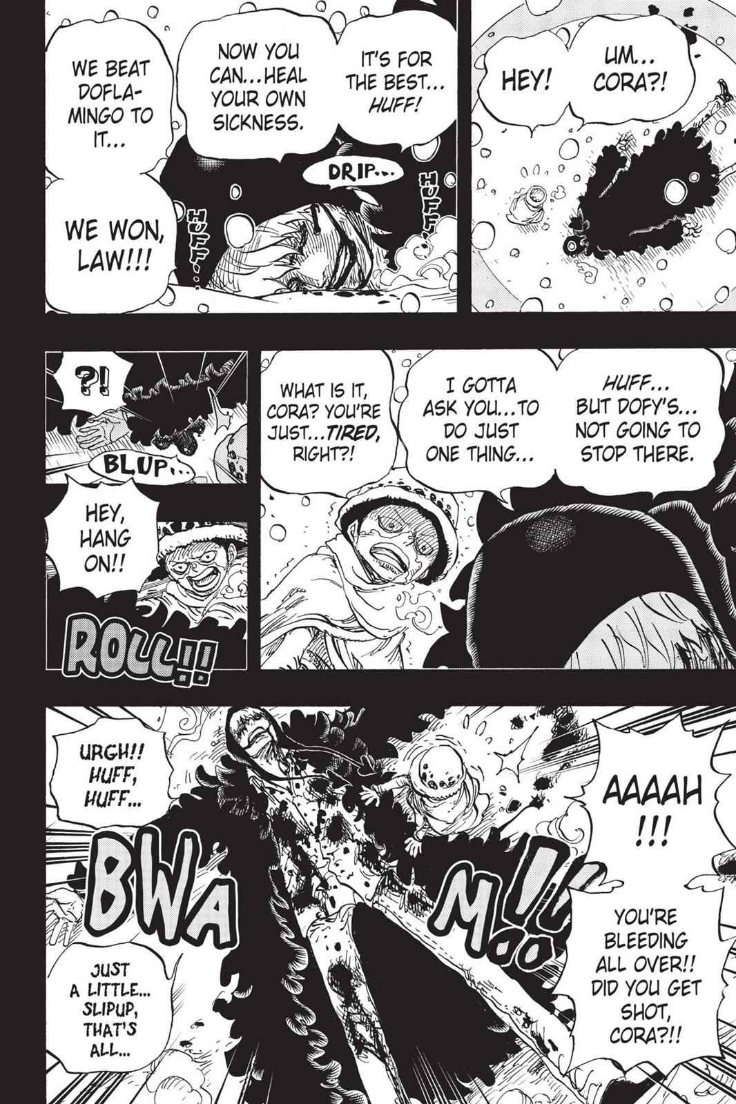 One Piece Chapter 766 Page 6