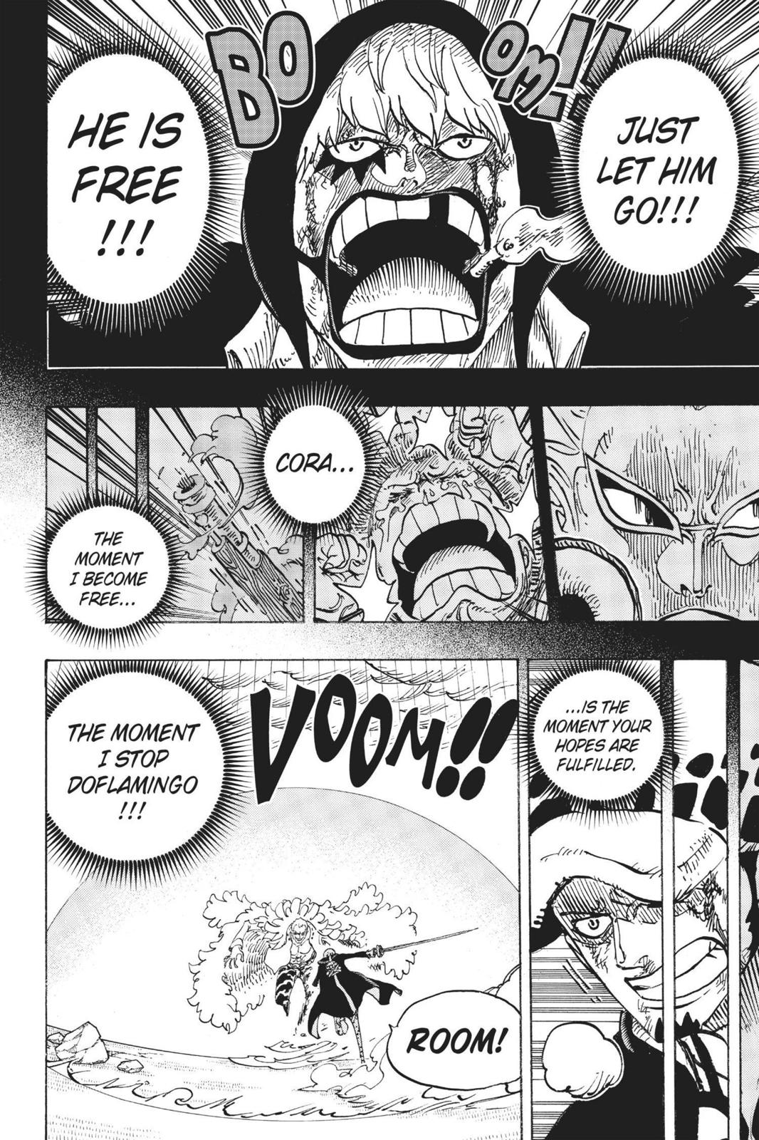 One Piece Chapter 768 Page 2