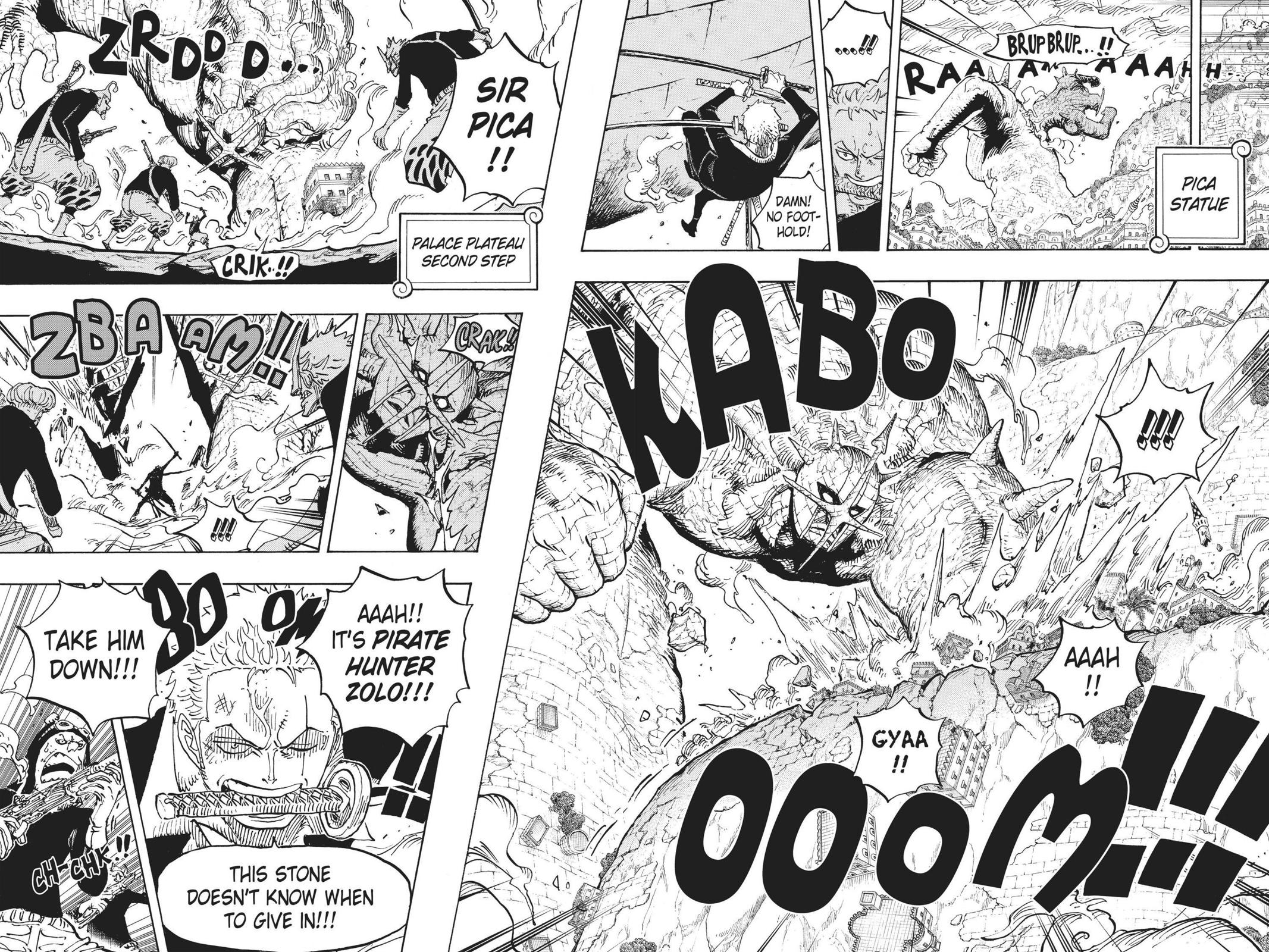 One Piece Chapter 770 Page 4