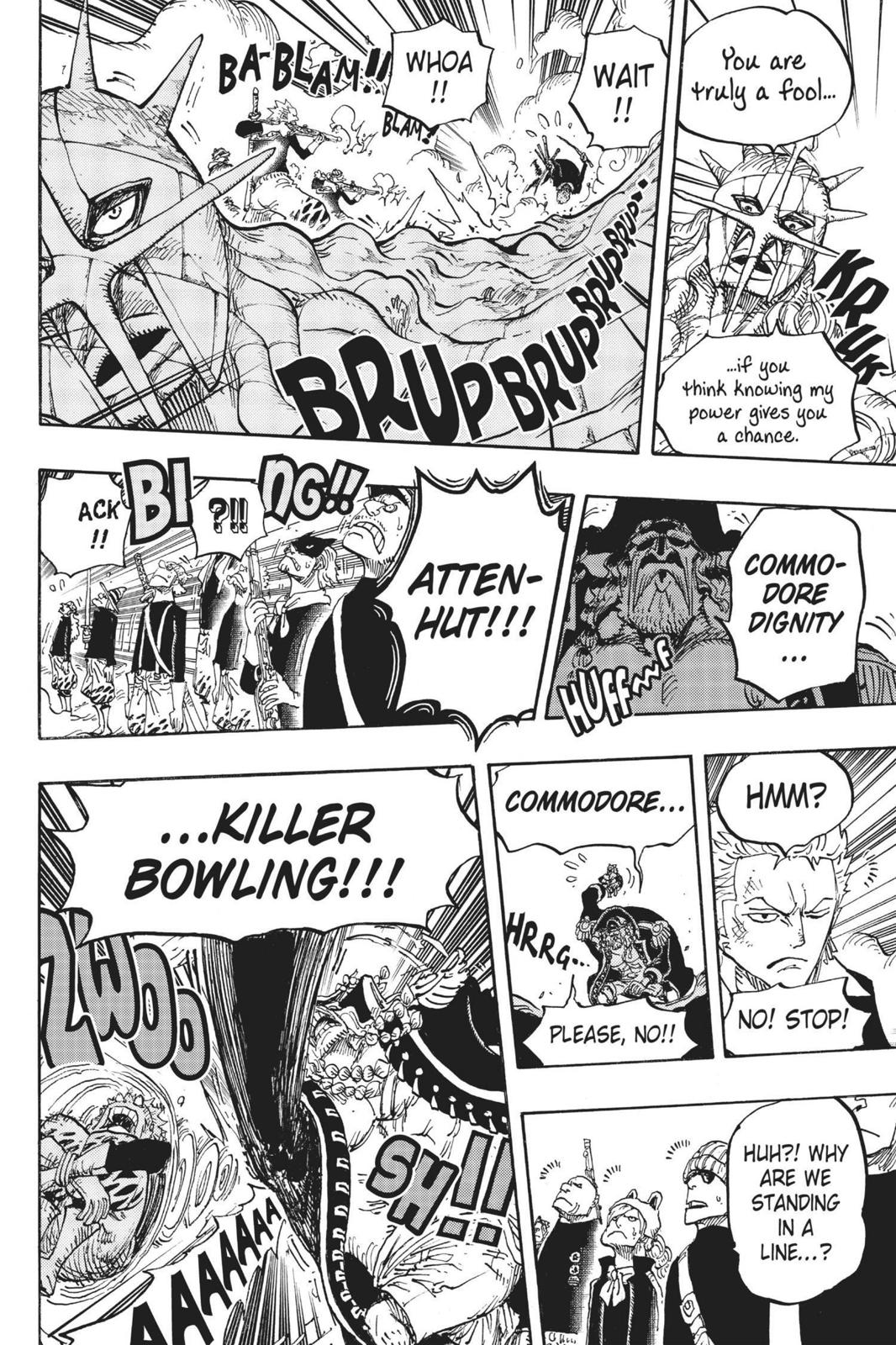 One Piece Chapter 770 Page 5