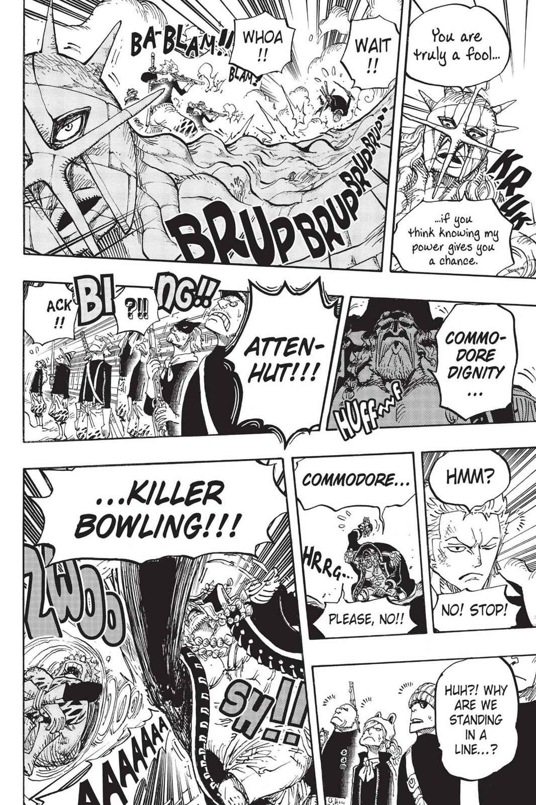One Piece Chapter 770 Page 6