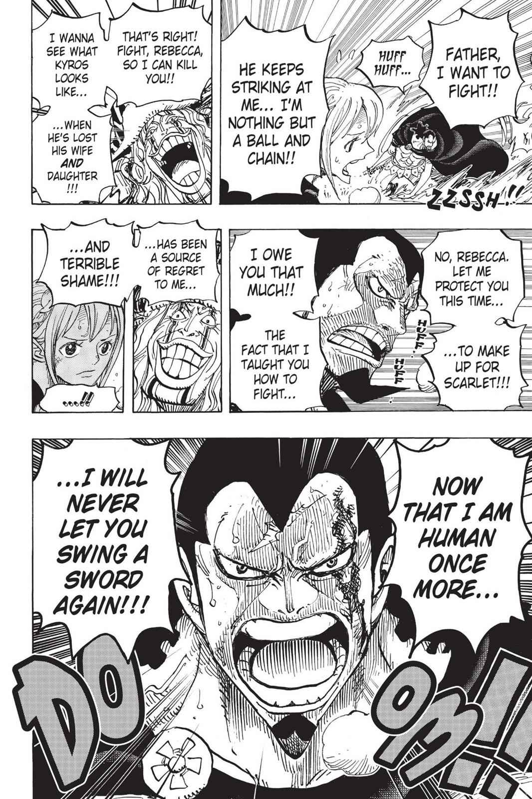One Piece Chapter 772 Page 4