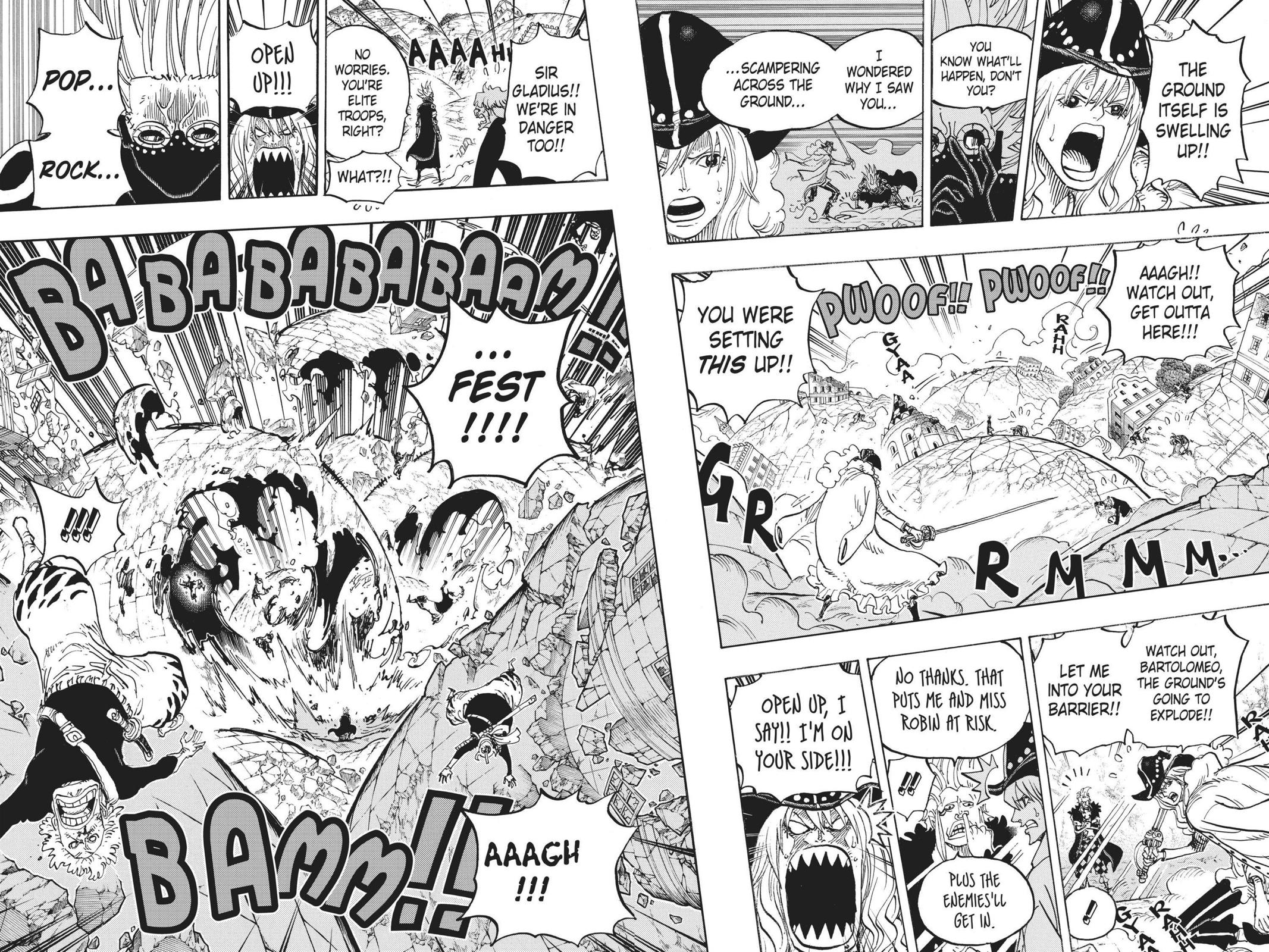 One Piece Chapter 772 Page 6