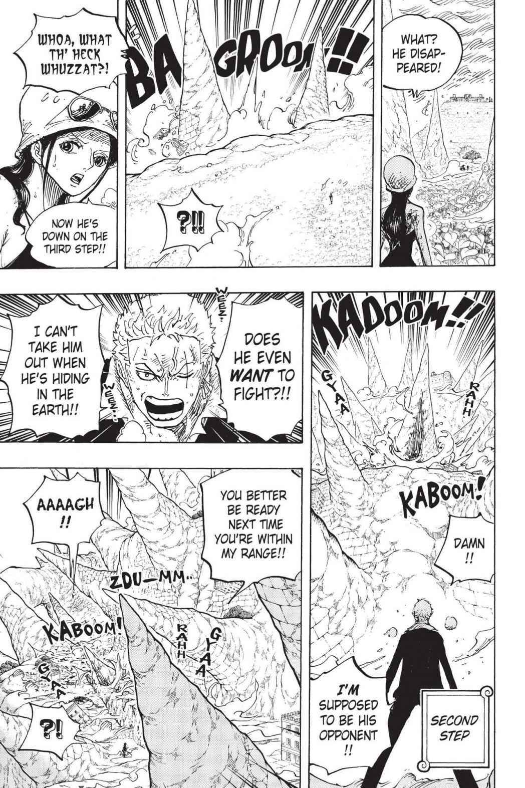 One Piece Chapter 777 Page 11