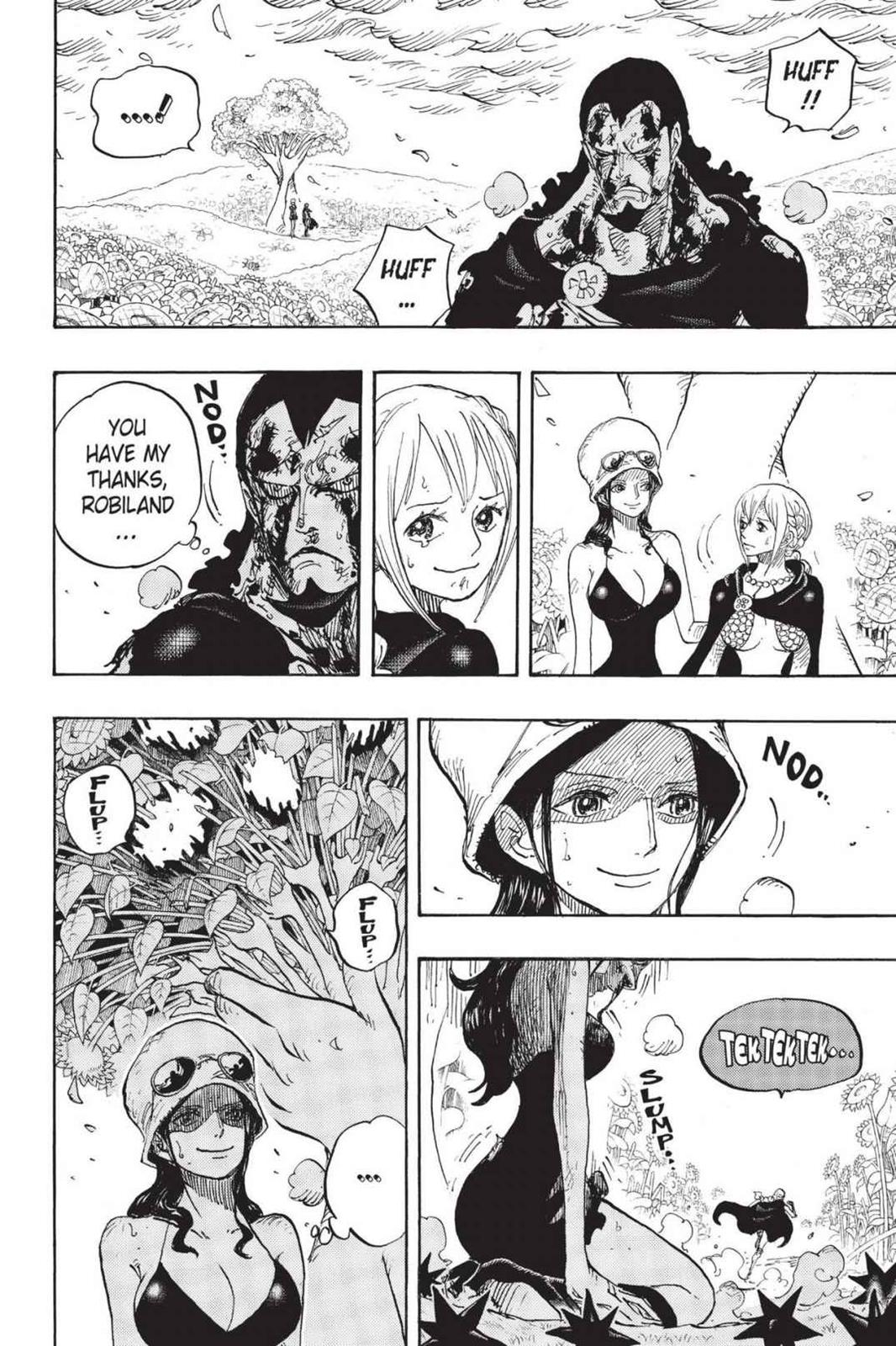 One Piece Chapter 777 Page 4