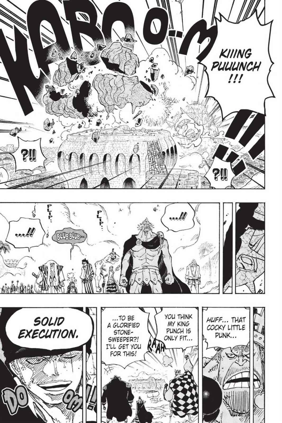 One Piece Chapter 778 Page 14