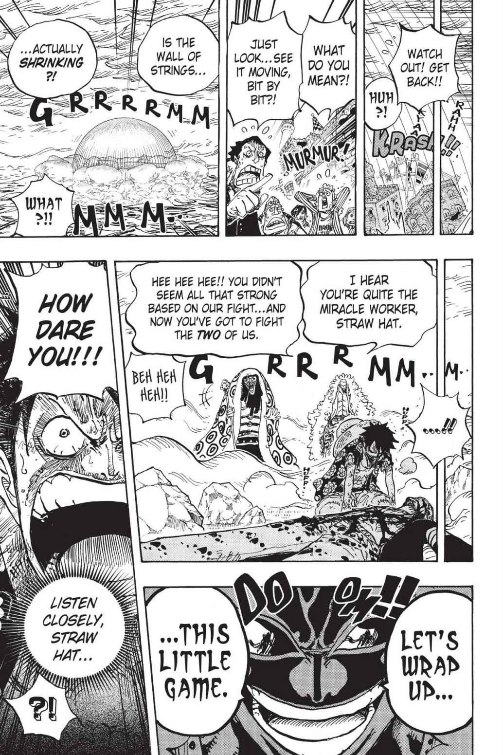 One Piece Chapter 780 Page 15