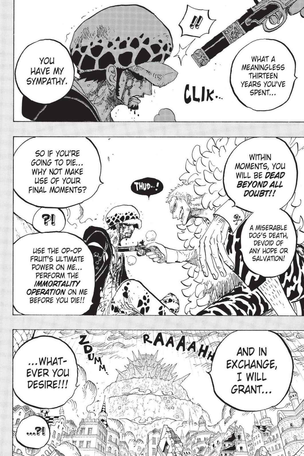 One Piece Chapter 780 Page 4
