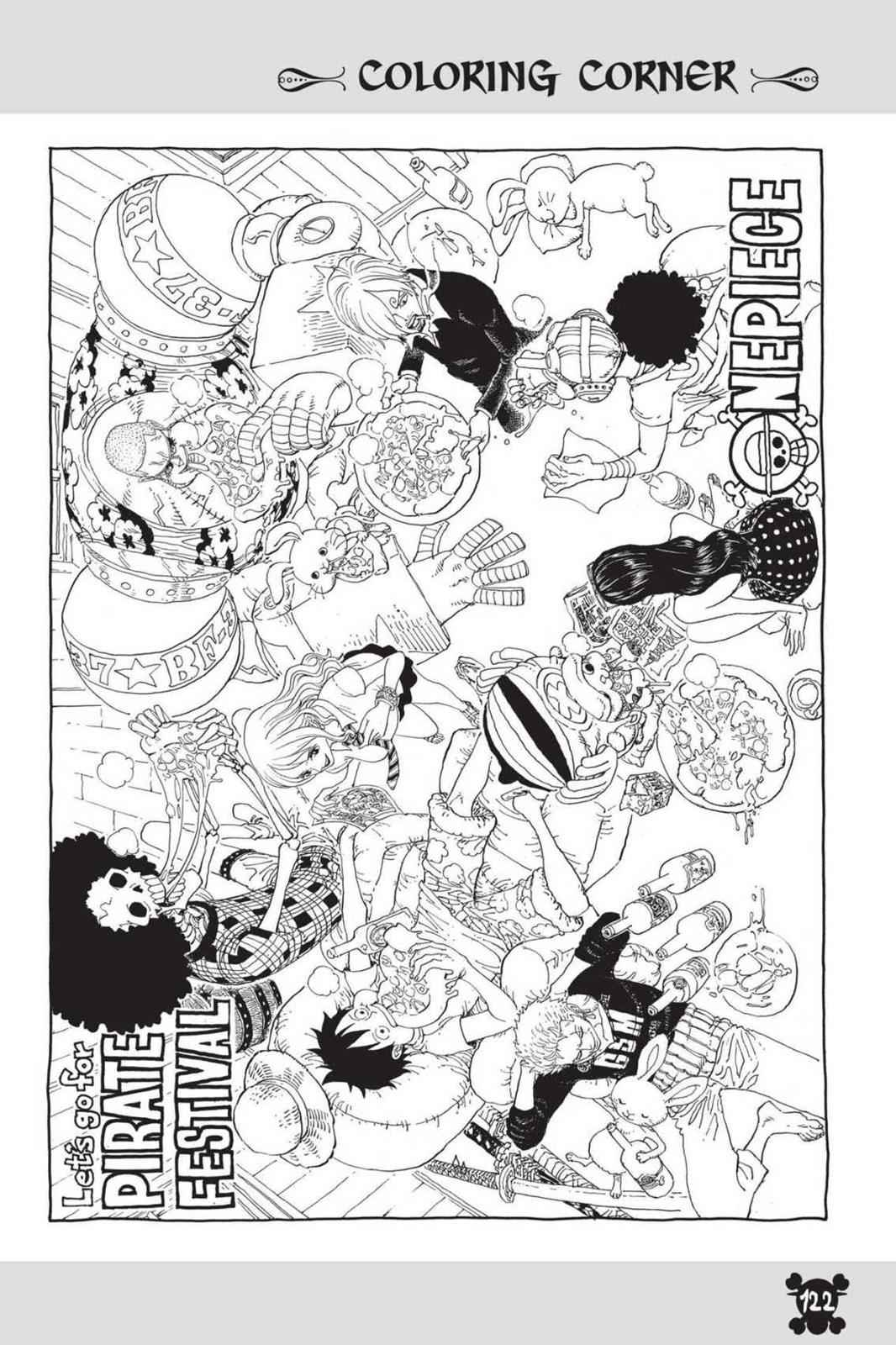 One Piece Chapter 781 Page 19