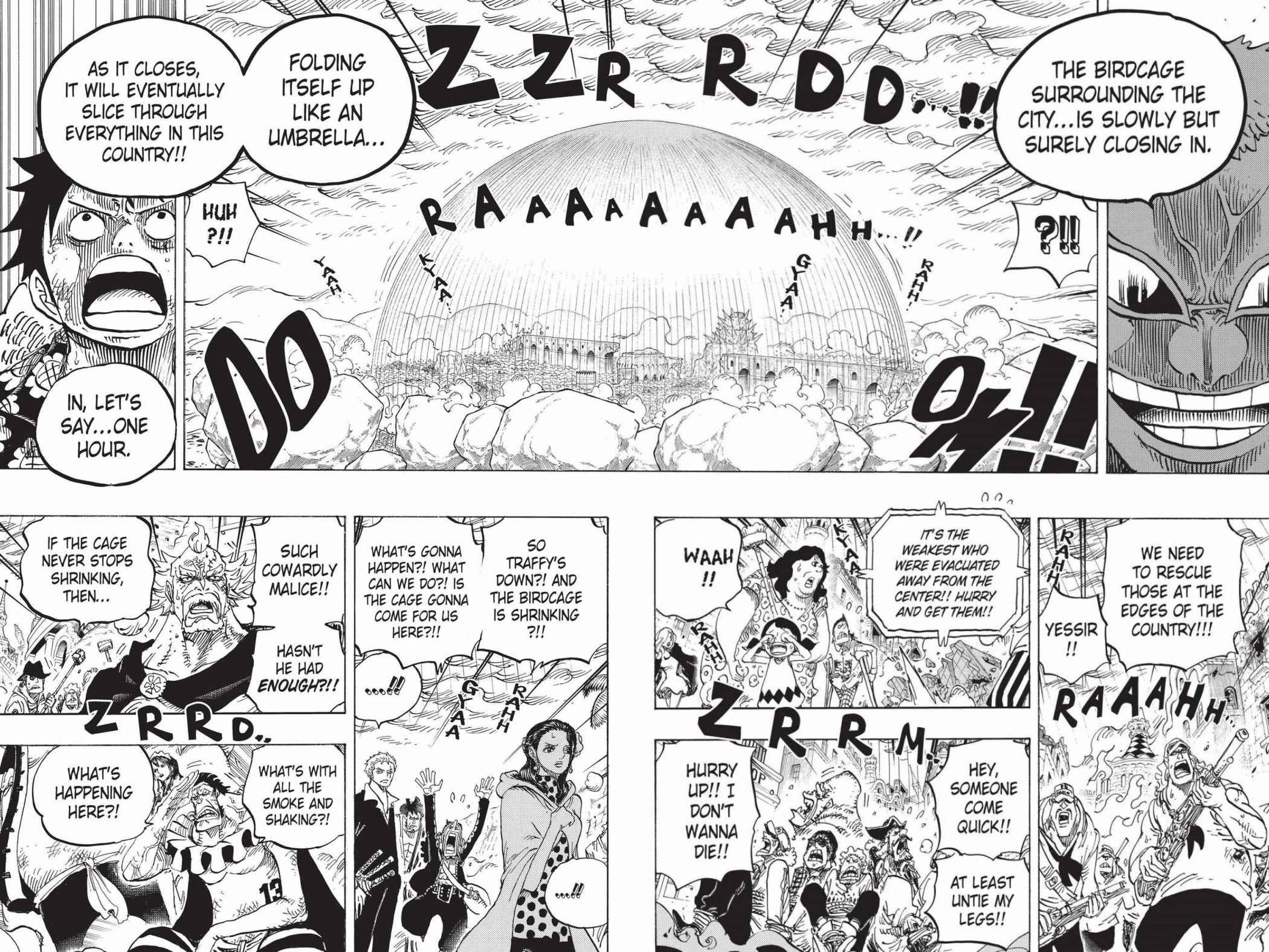 One Piece Chapter 781 Page 4