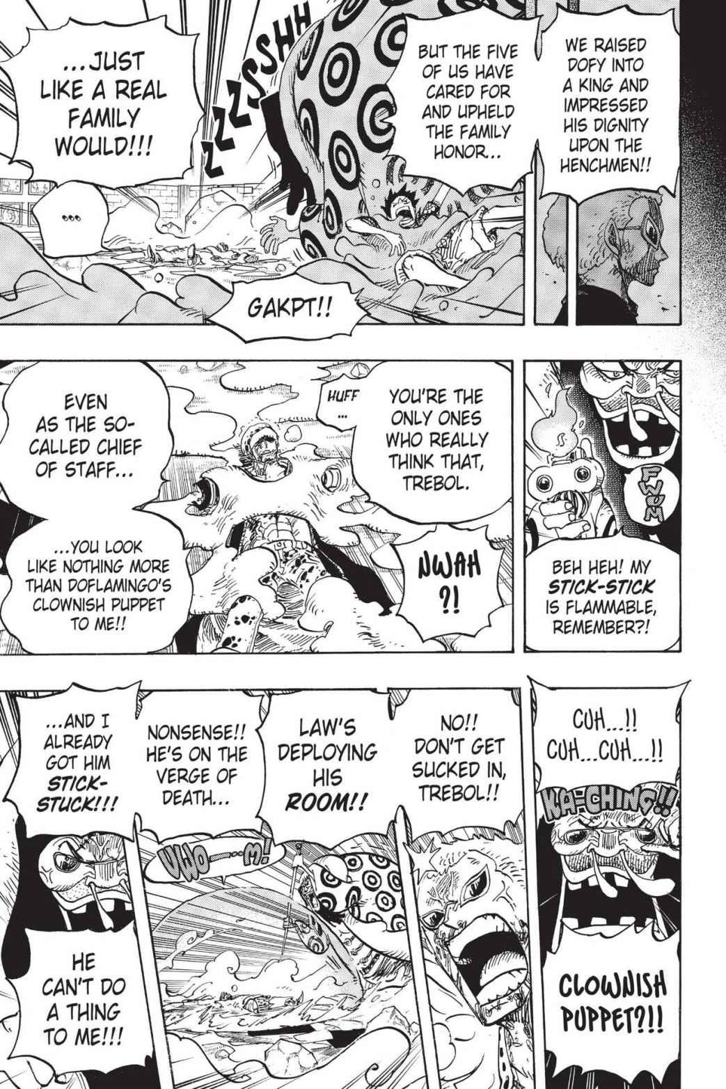 One Piece Chapter 782 Page 14