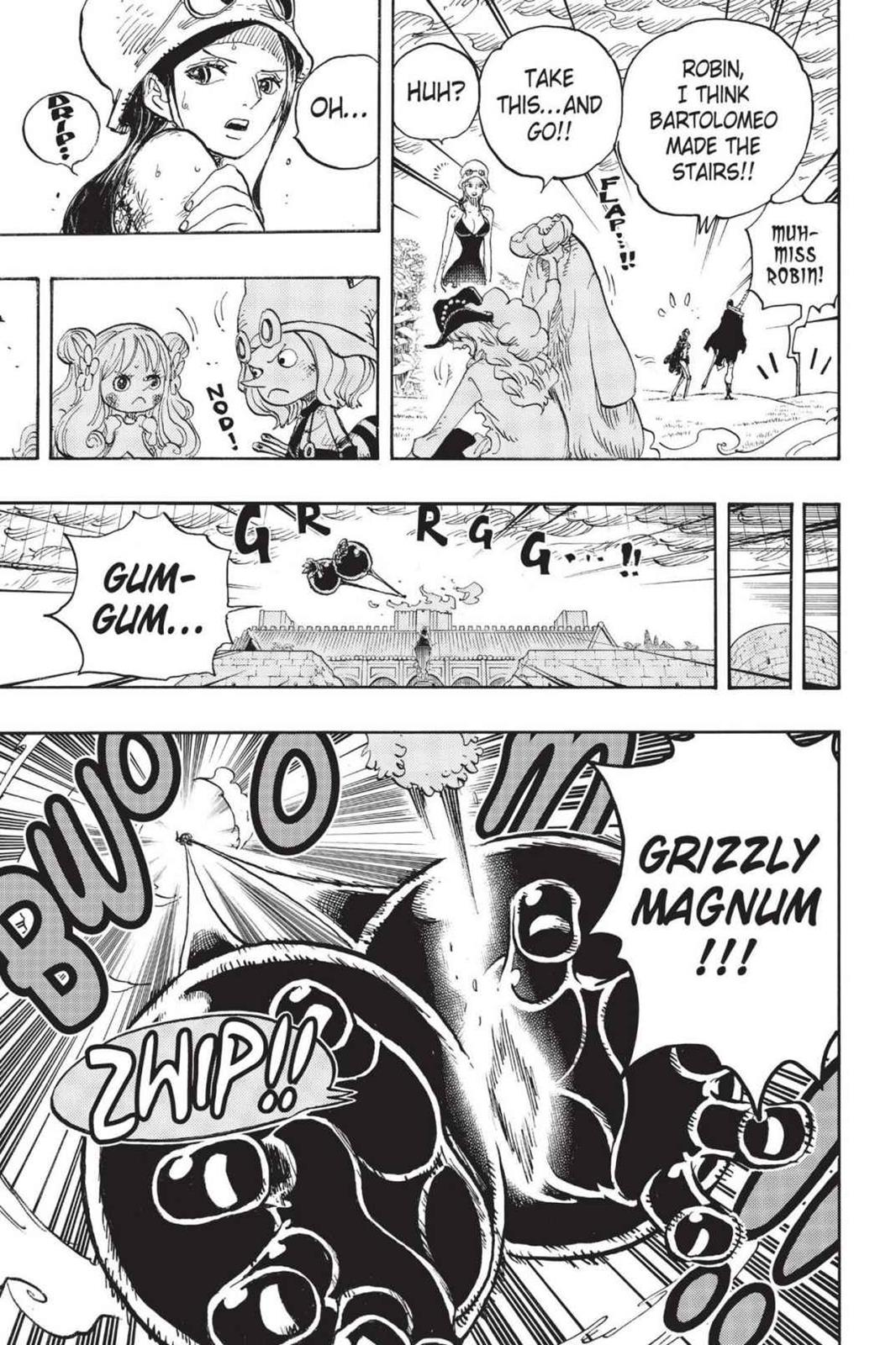 One Piece Chapter 783 Page 15