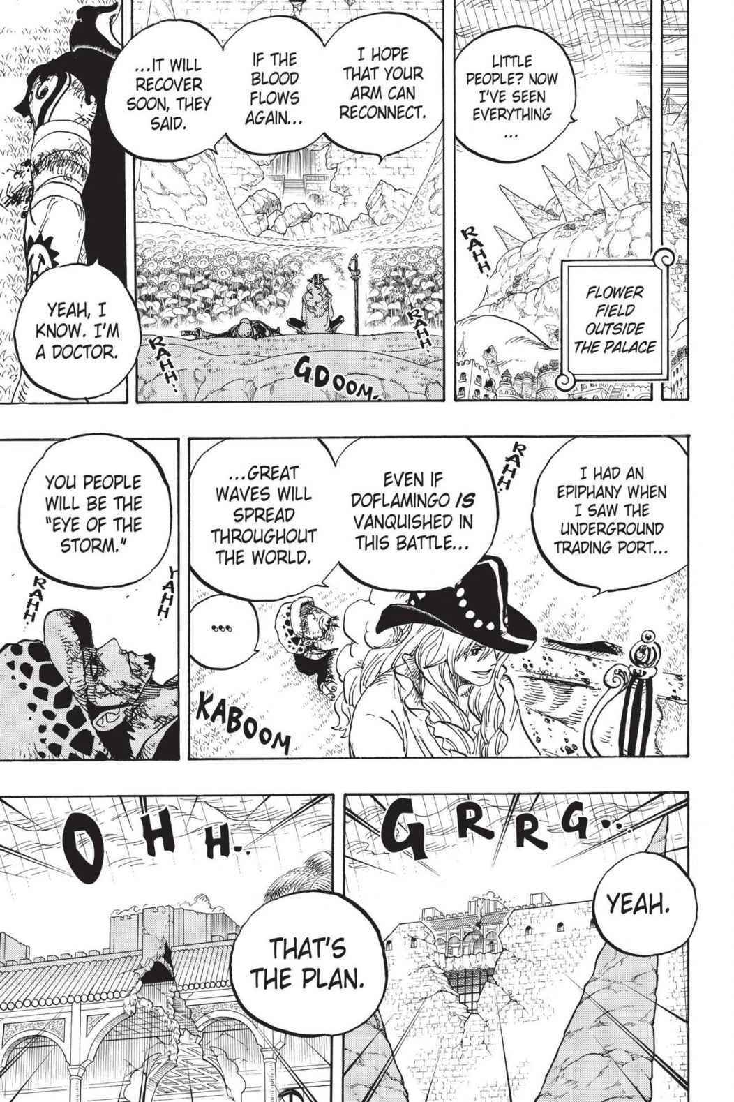 One Piece Chapter 784 Page 5