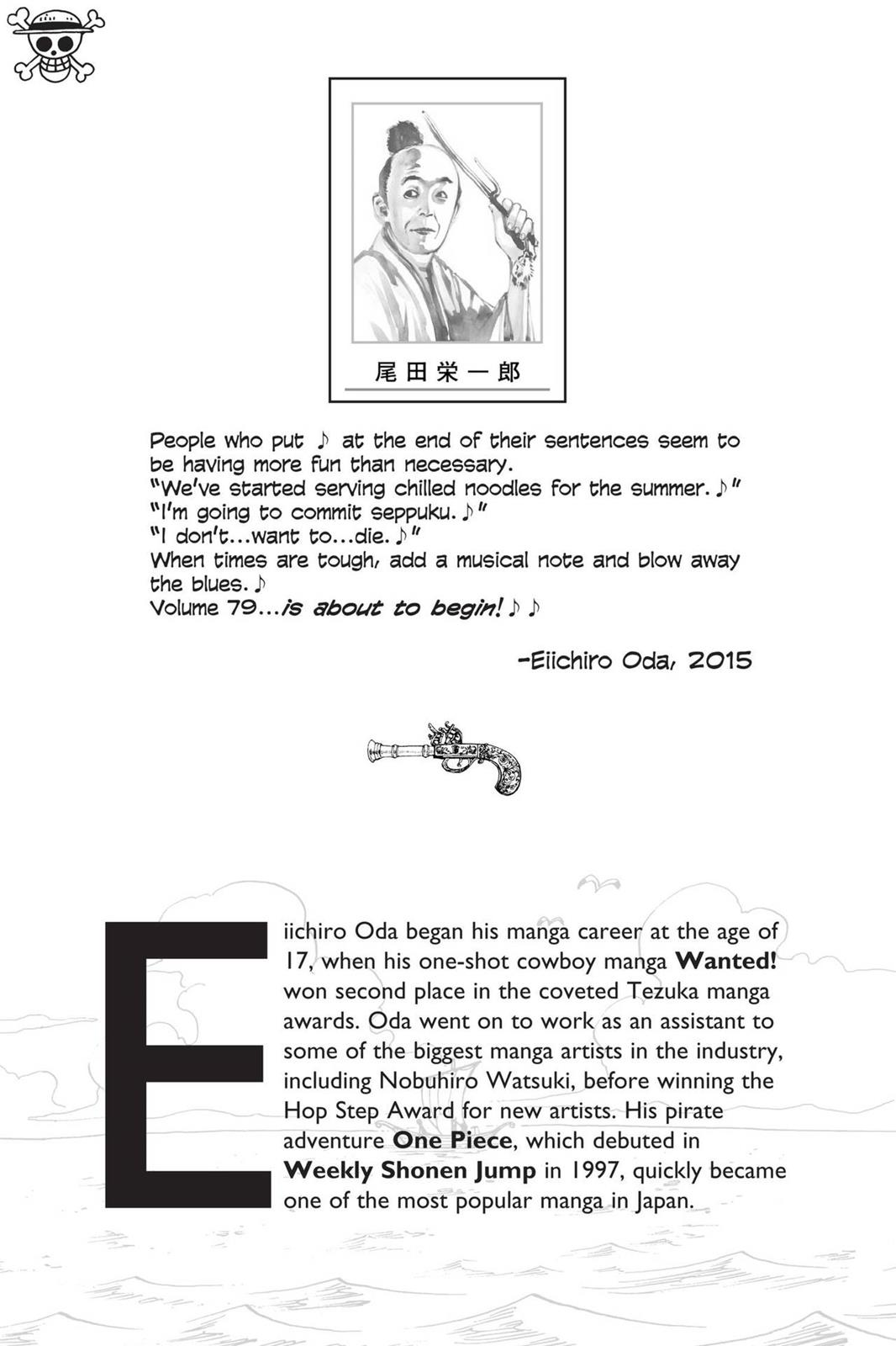 One Piece Chapter 786 Page 2