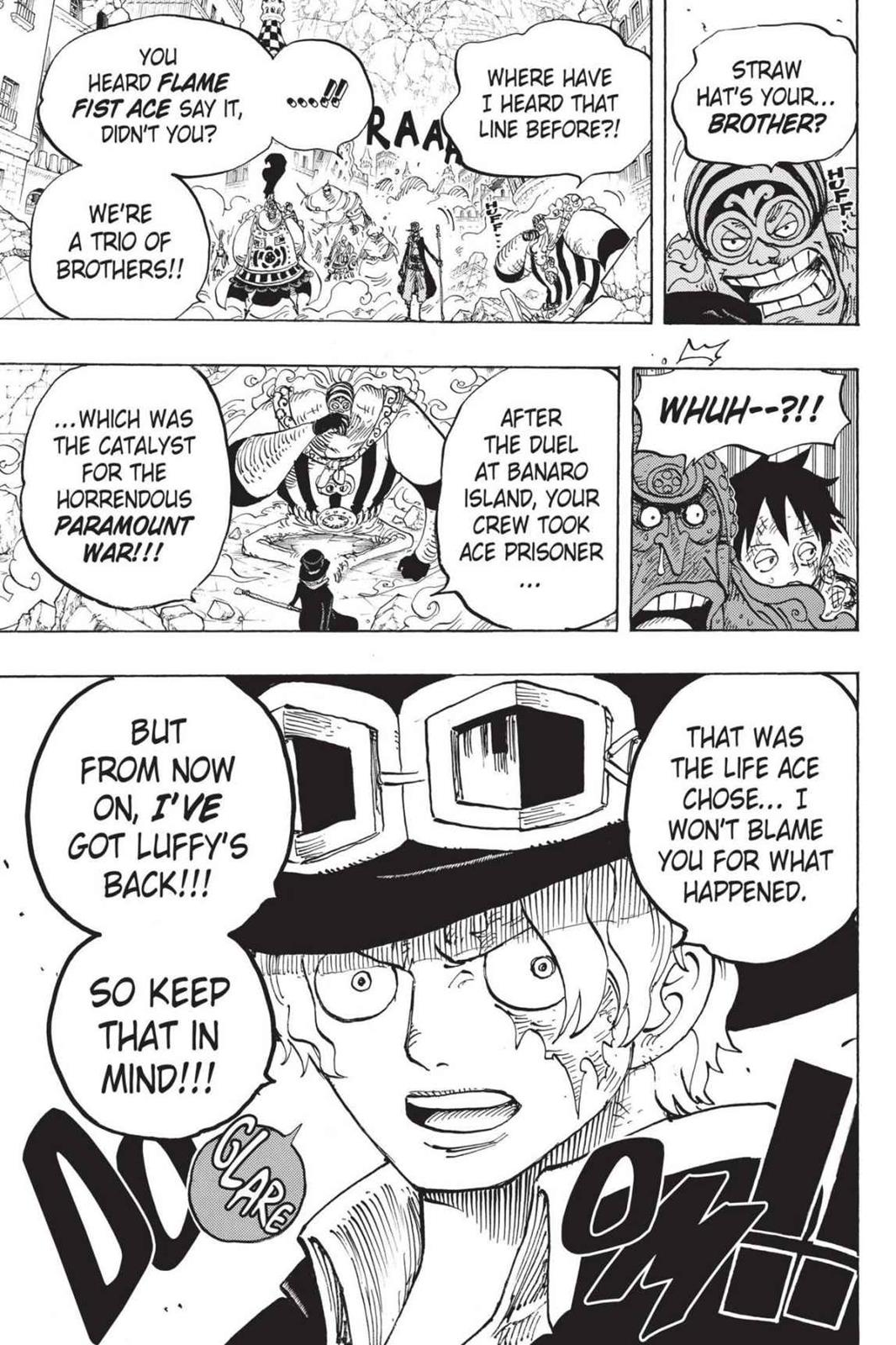 One Piece Chapter 787 Page 3