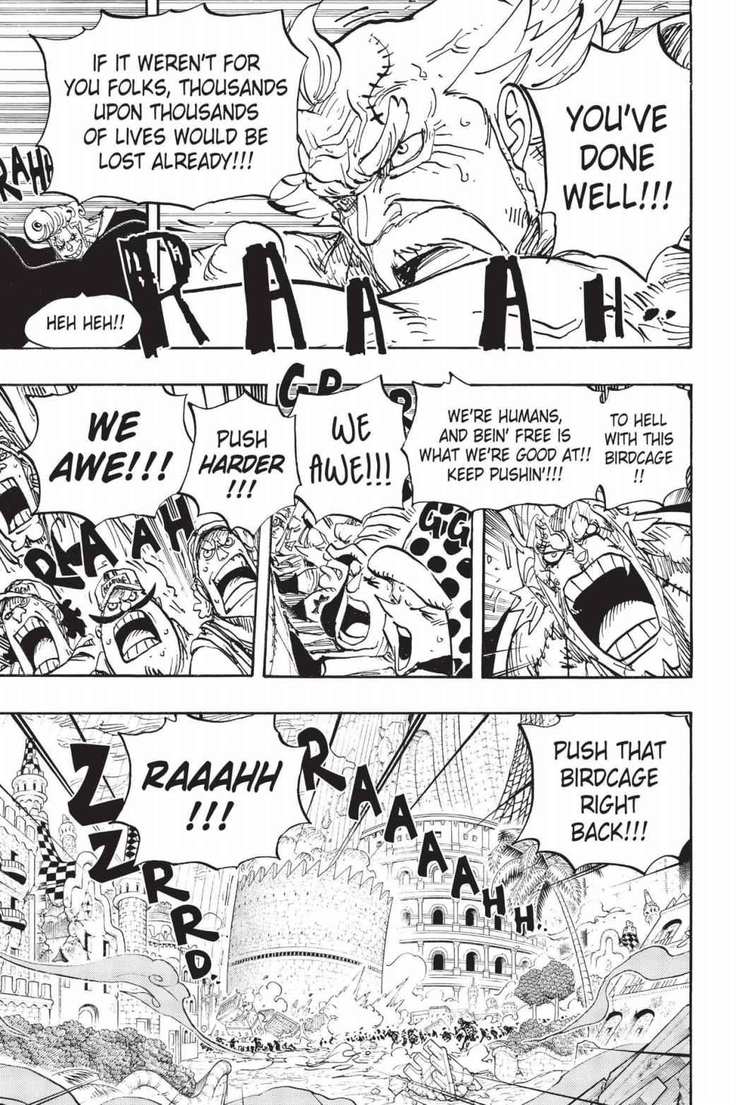 One Piece Chapter 789 Page 3