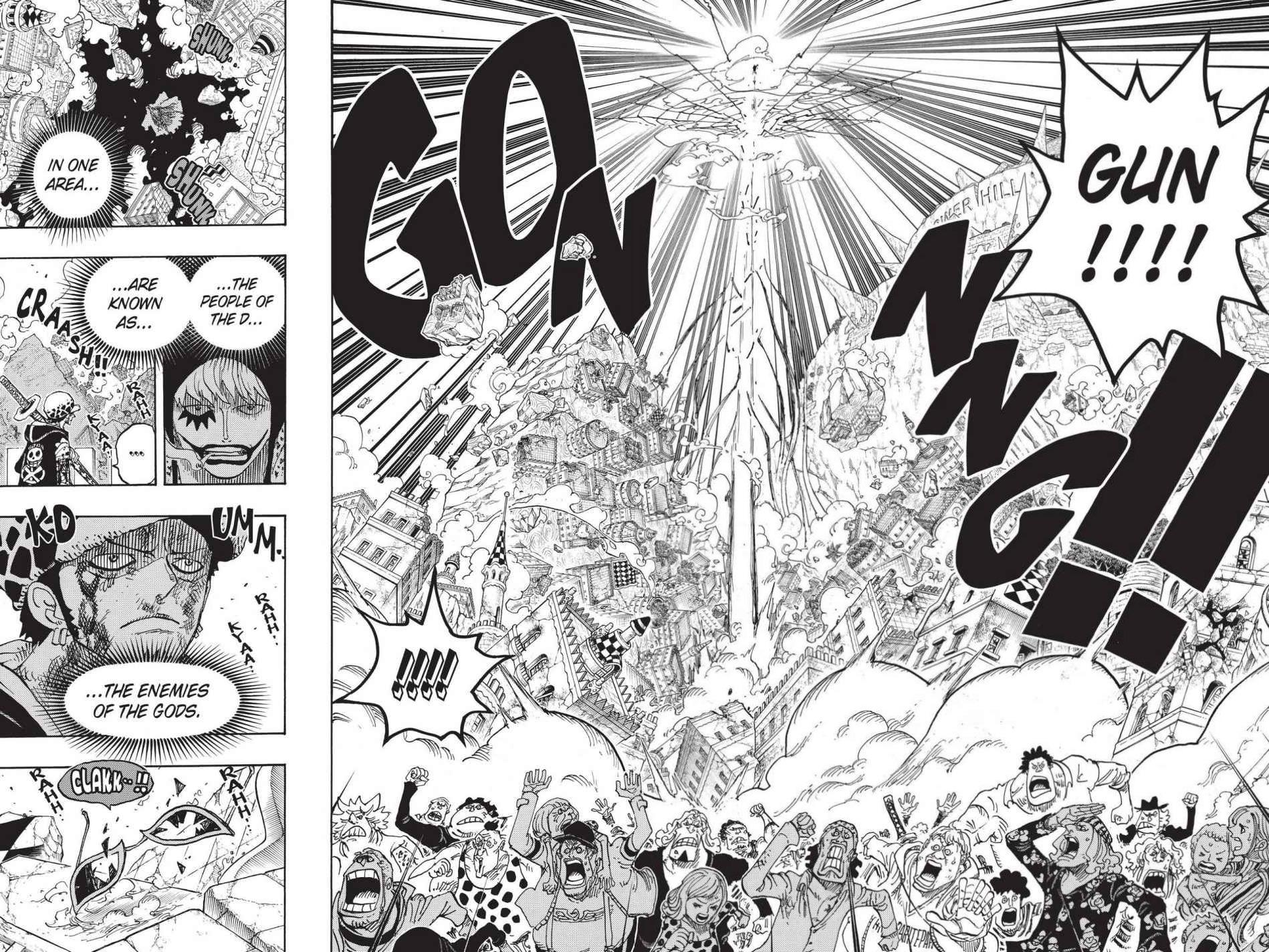 One Piece Chapter 790 Page 17
