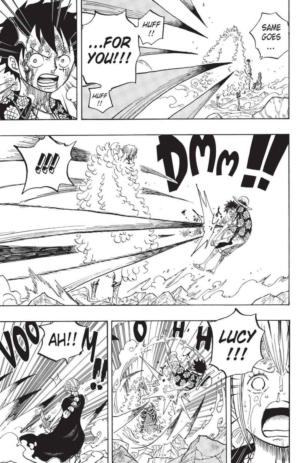 One Piece Chapter 790 Page 5