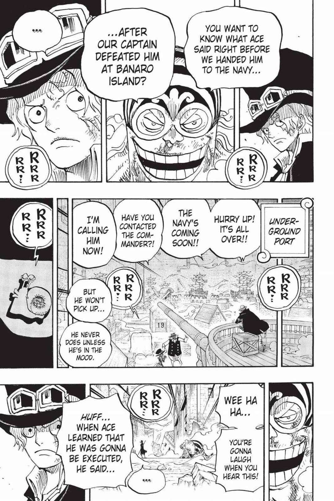 One Piece Chapter 792 Page 3