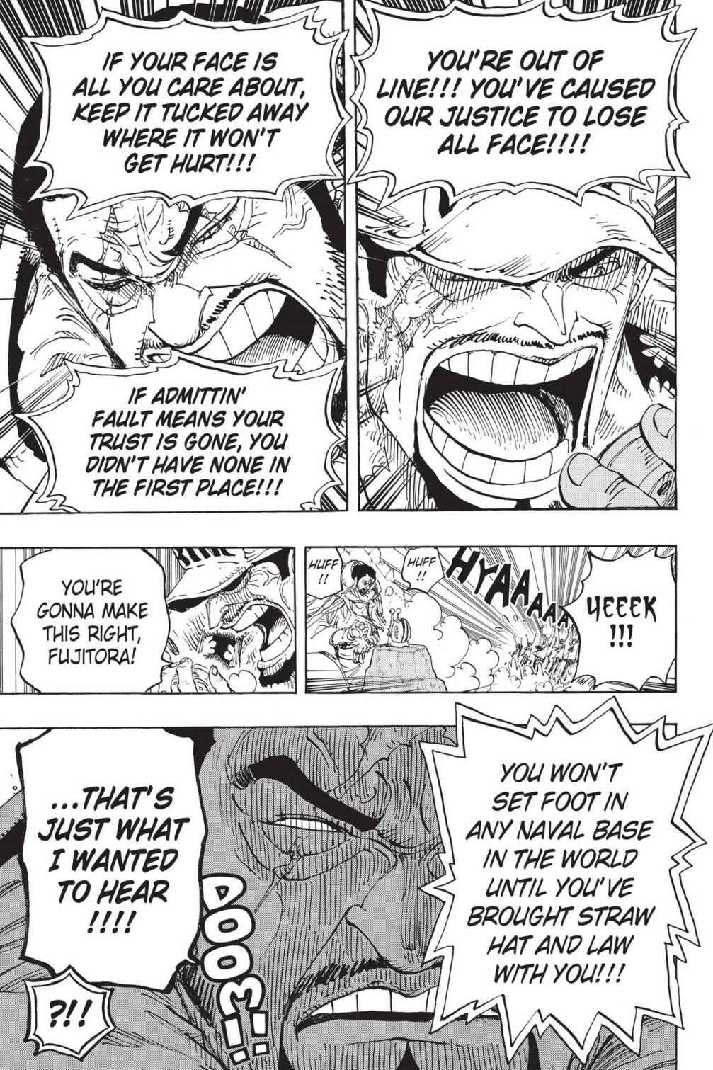 One Piece Chapter 793 Page 14