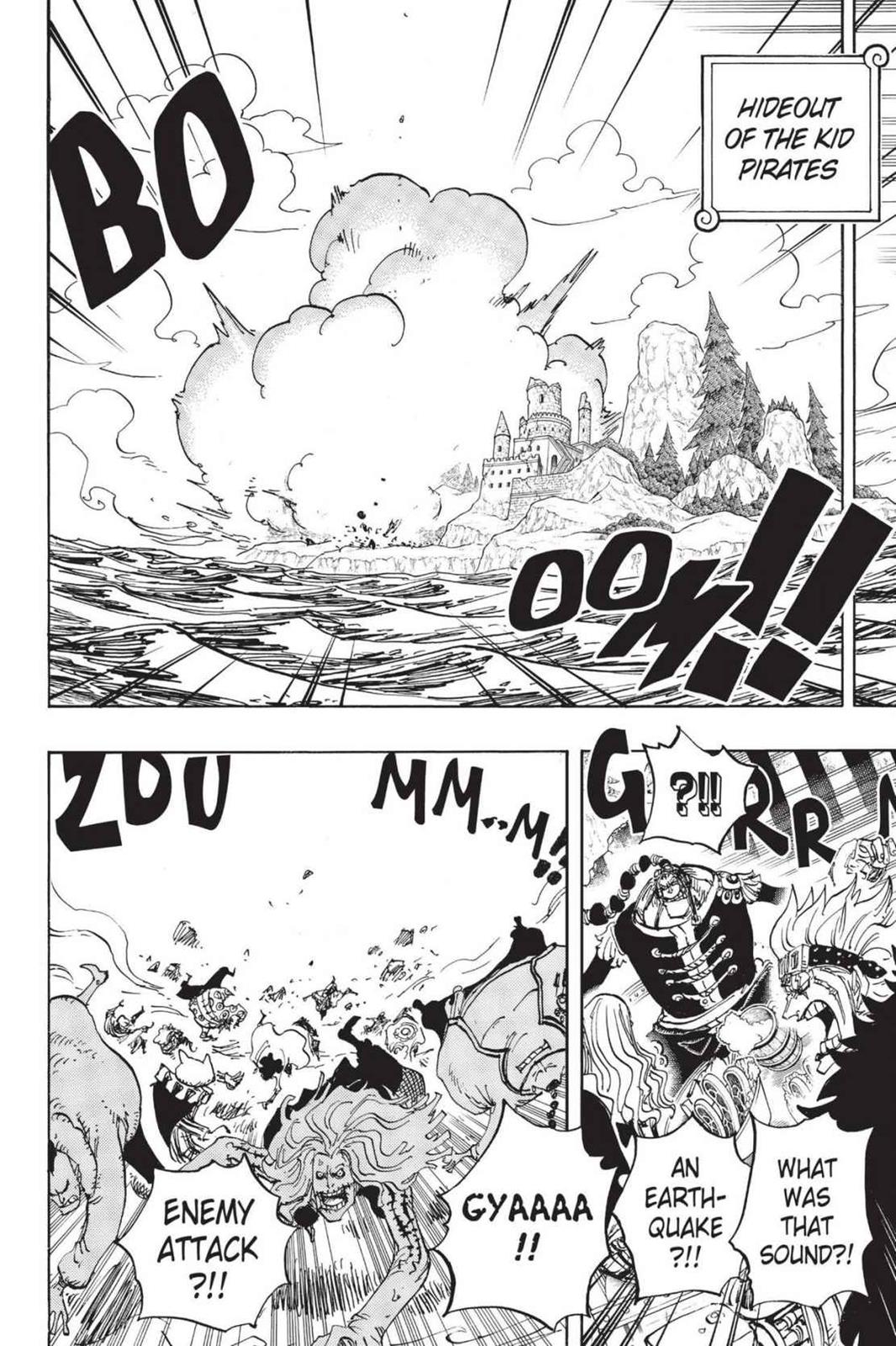 One Piece Chapter 795 Page 10