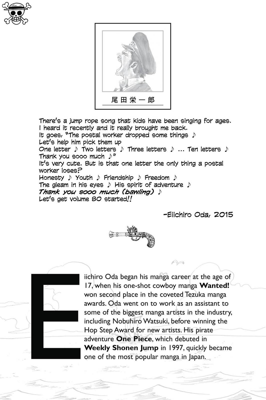 One Piece Chapter 796 Page 2