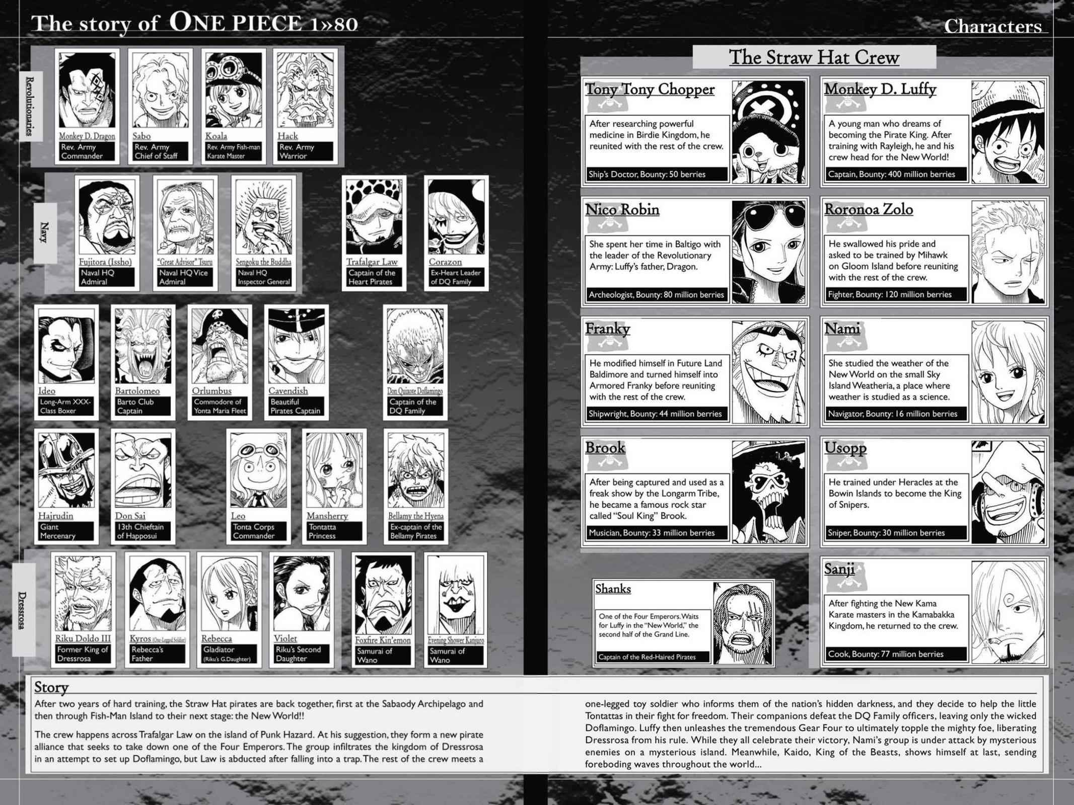 One Piece Chapter 796 Page 5