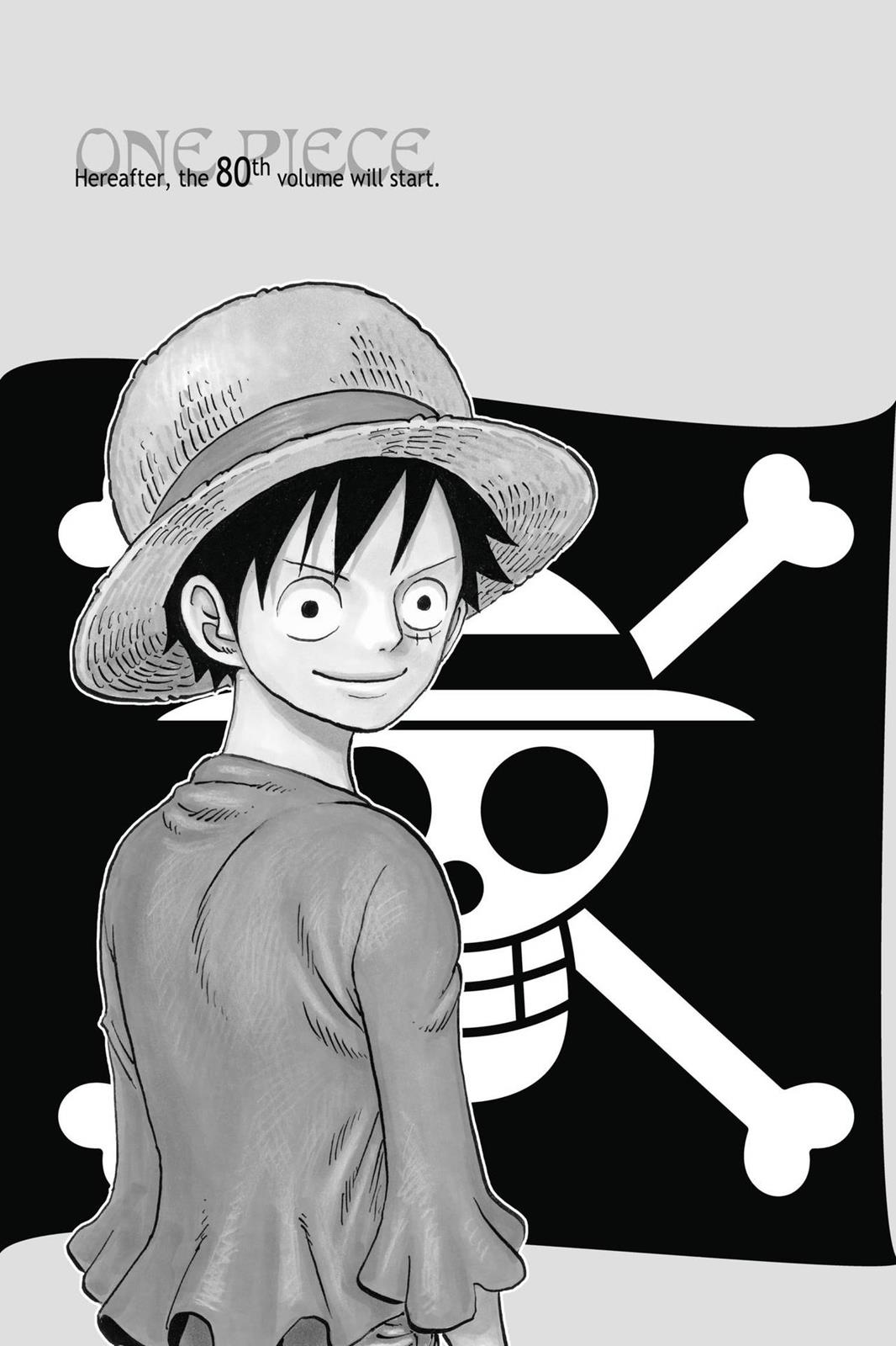 One Piece Chapter 796 Page 7
