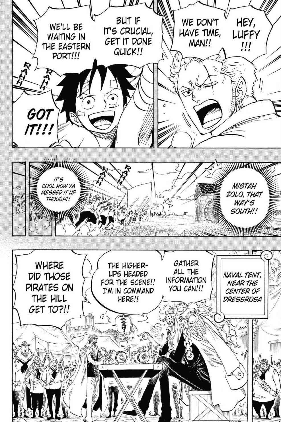 One Piece Chapter 797 Page 2