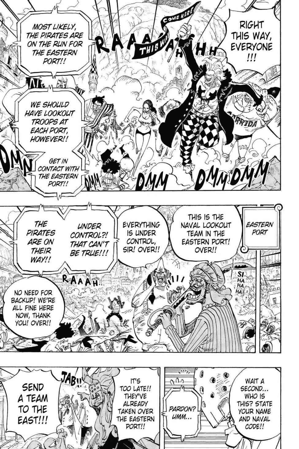 One Piece Chapter 797 Page 3