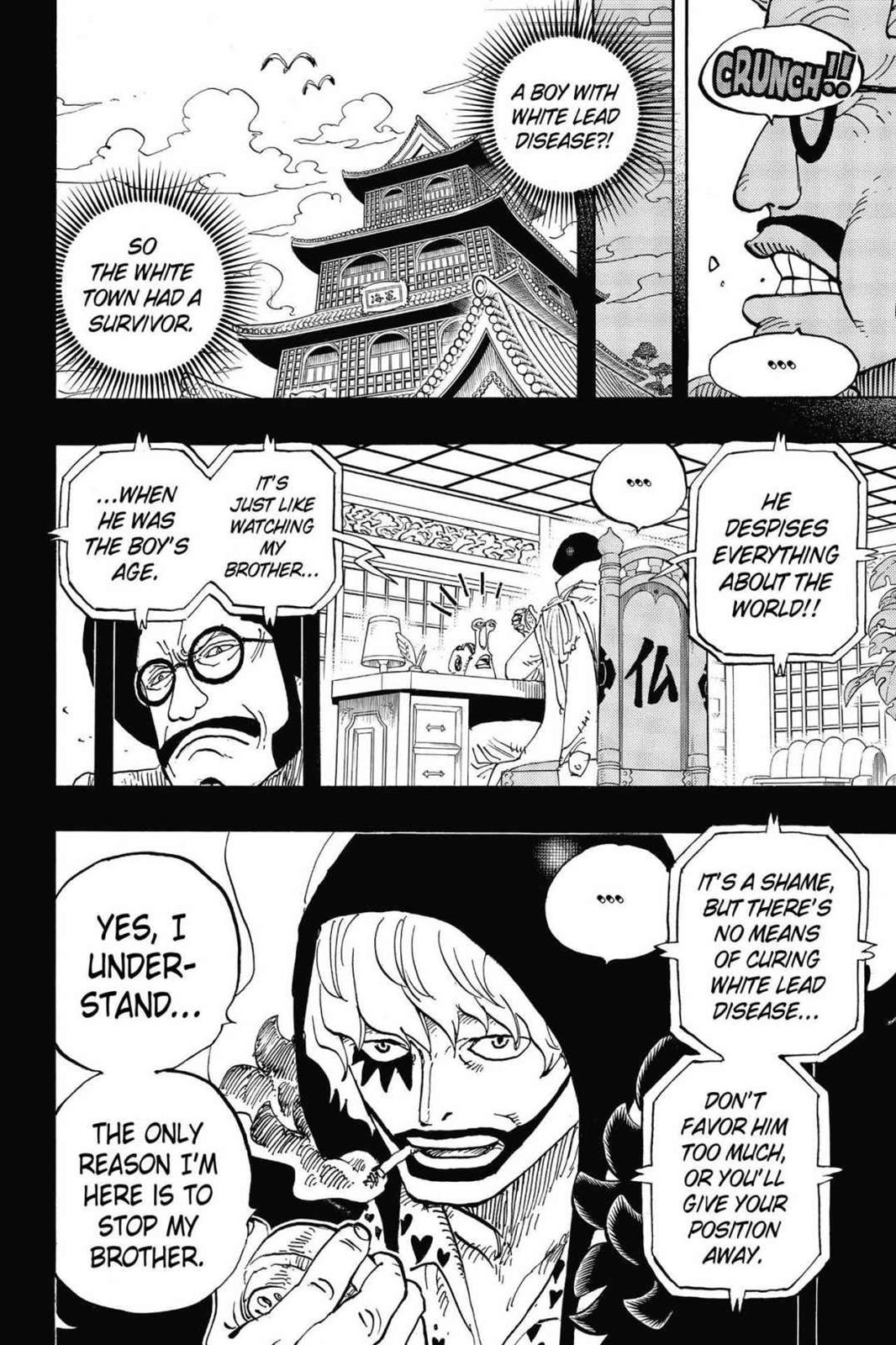 One Piece Chapter 798 Page 6