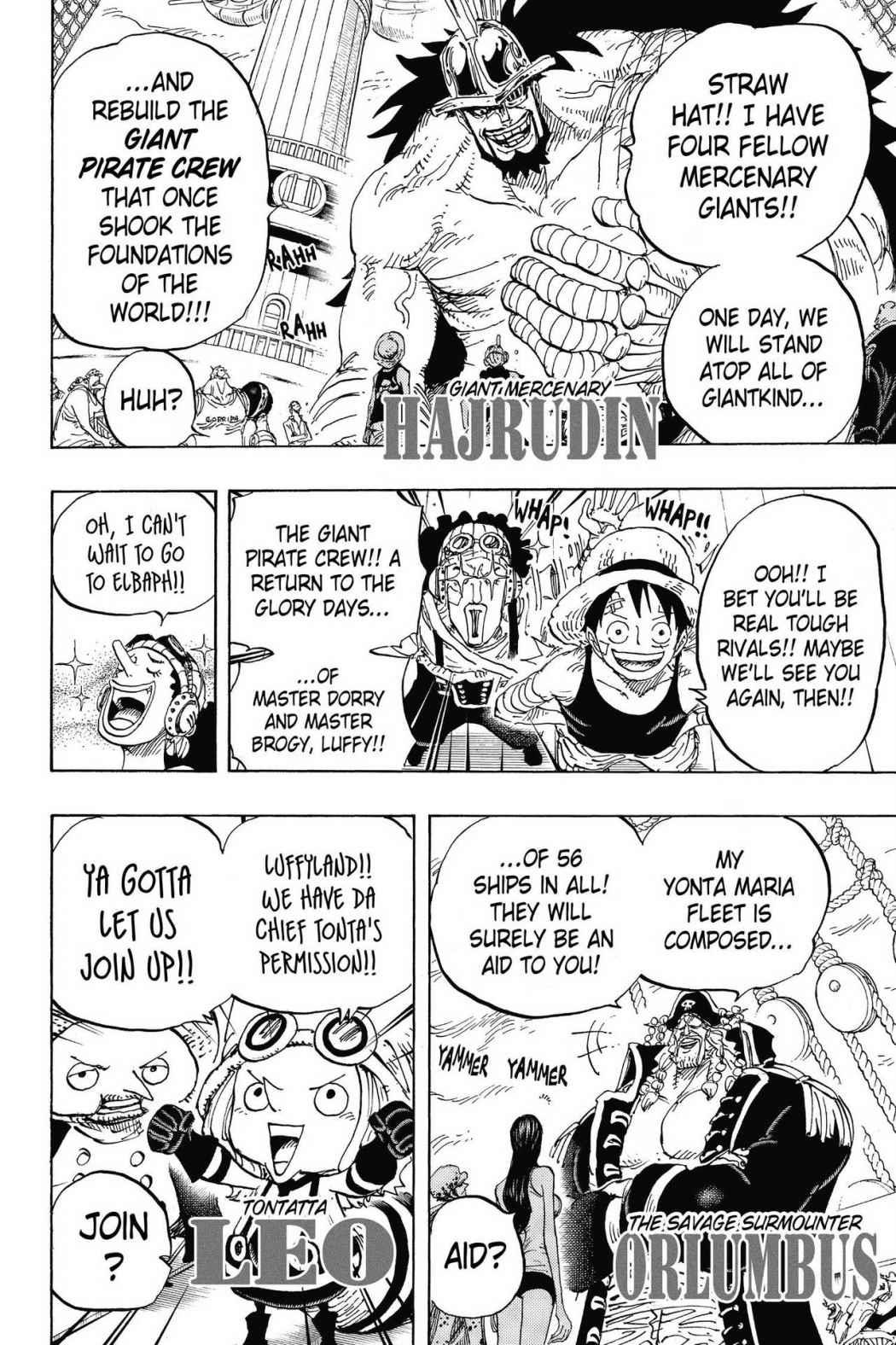 One Piece Chapter 799 Page 11