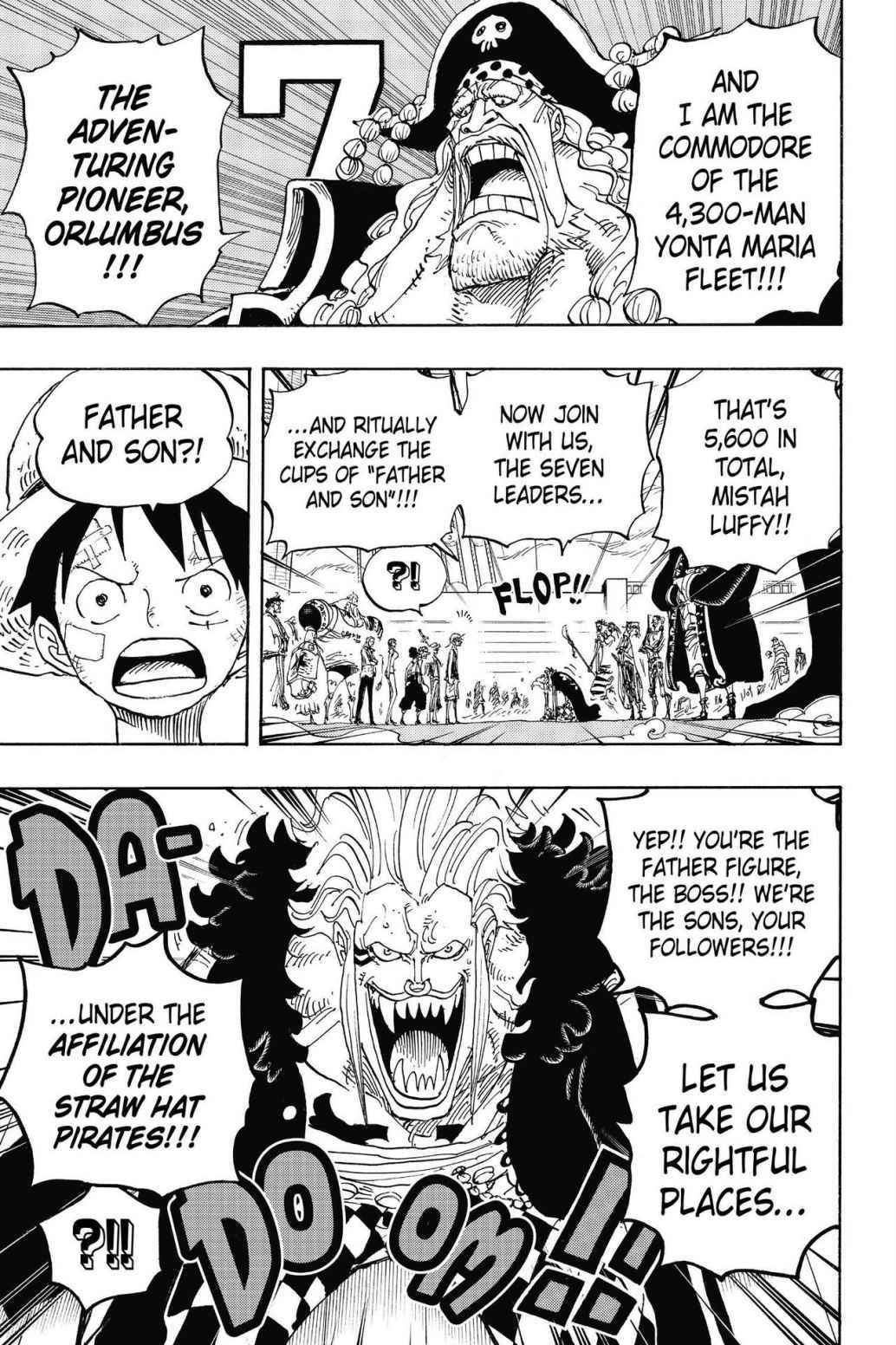 One Piece Chapter 799 Page 14