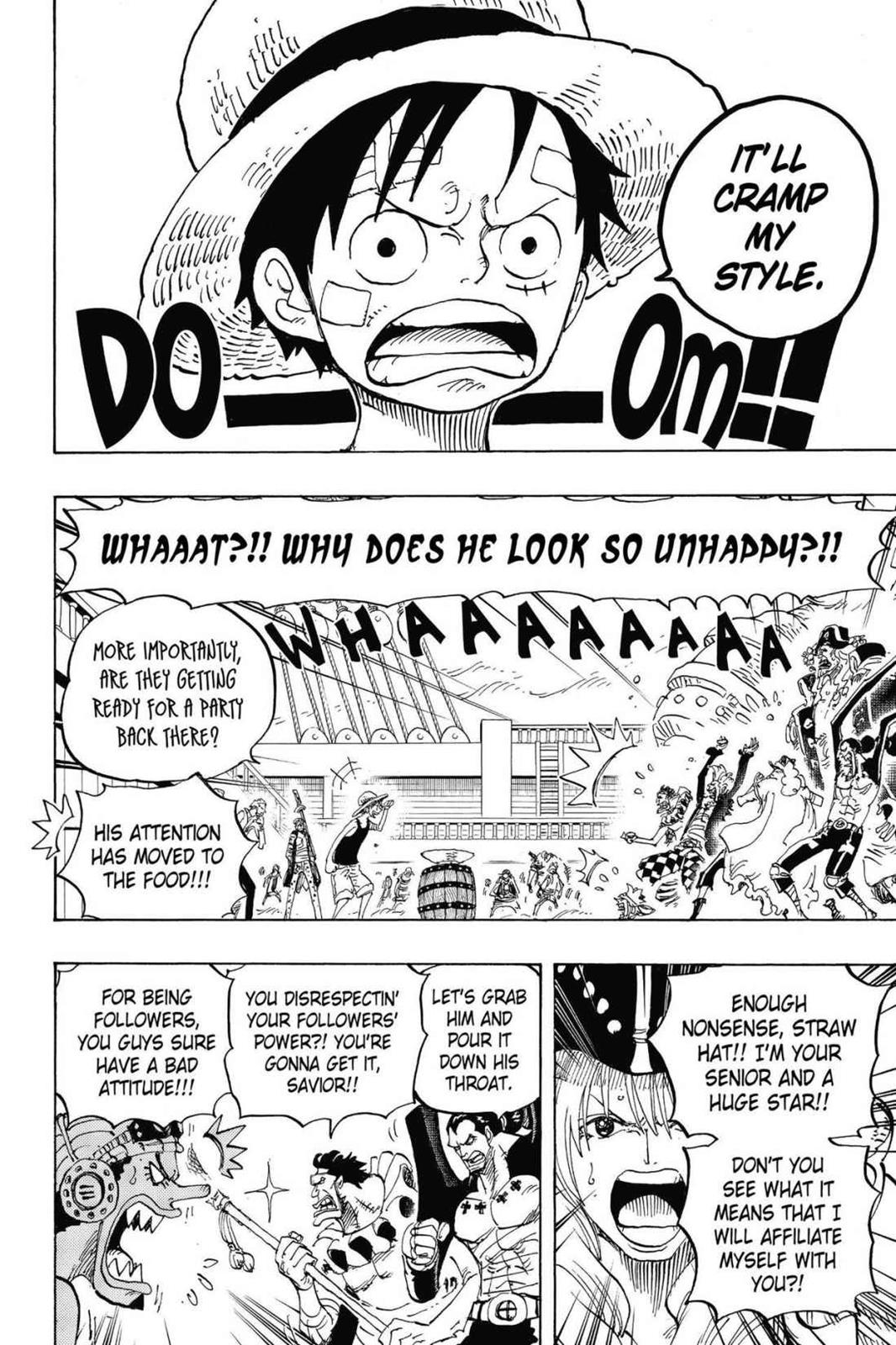 One Piece Chapter 800 Page 3