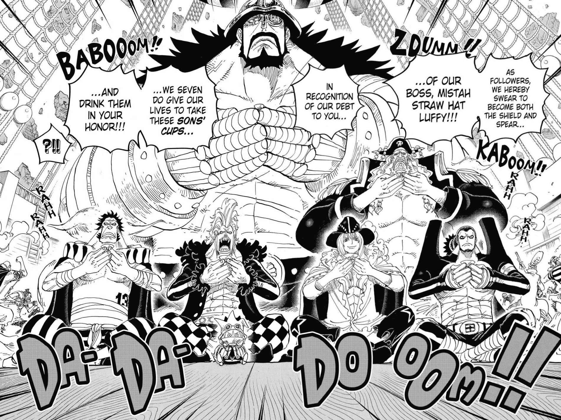 One Piece Chapter 800 Page 9