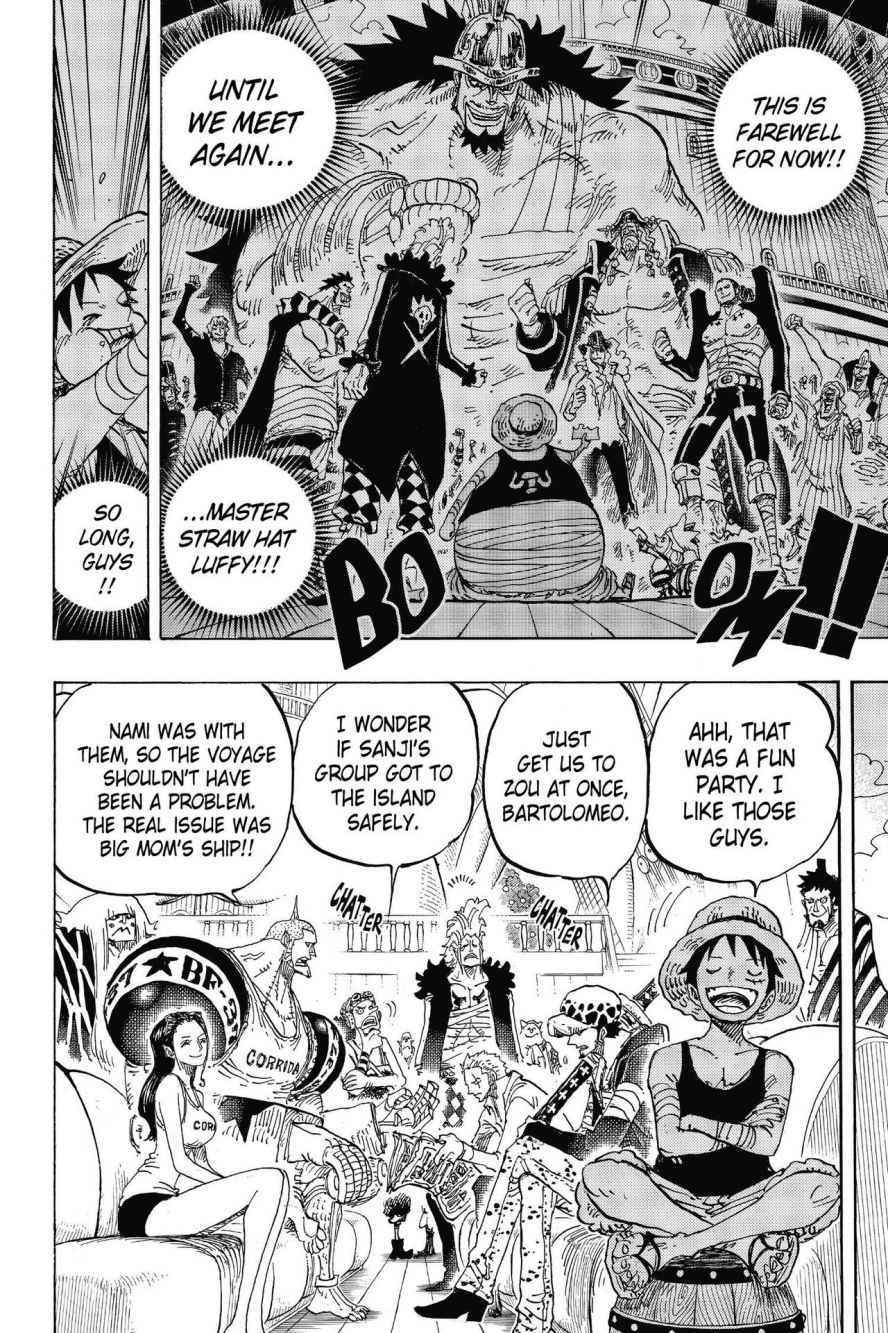 One Piece Chapter 801 Page 13