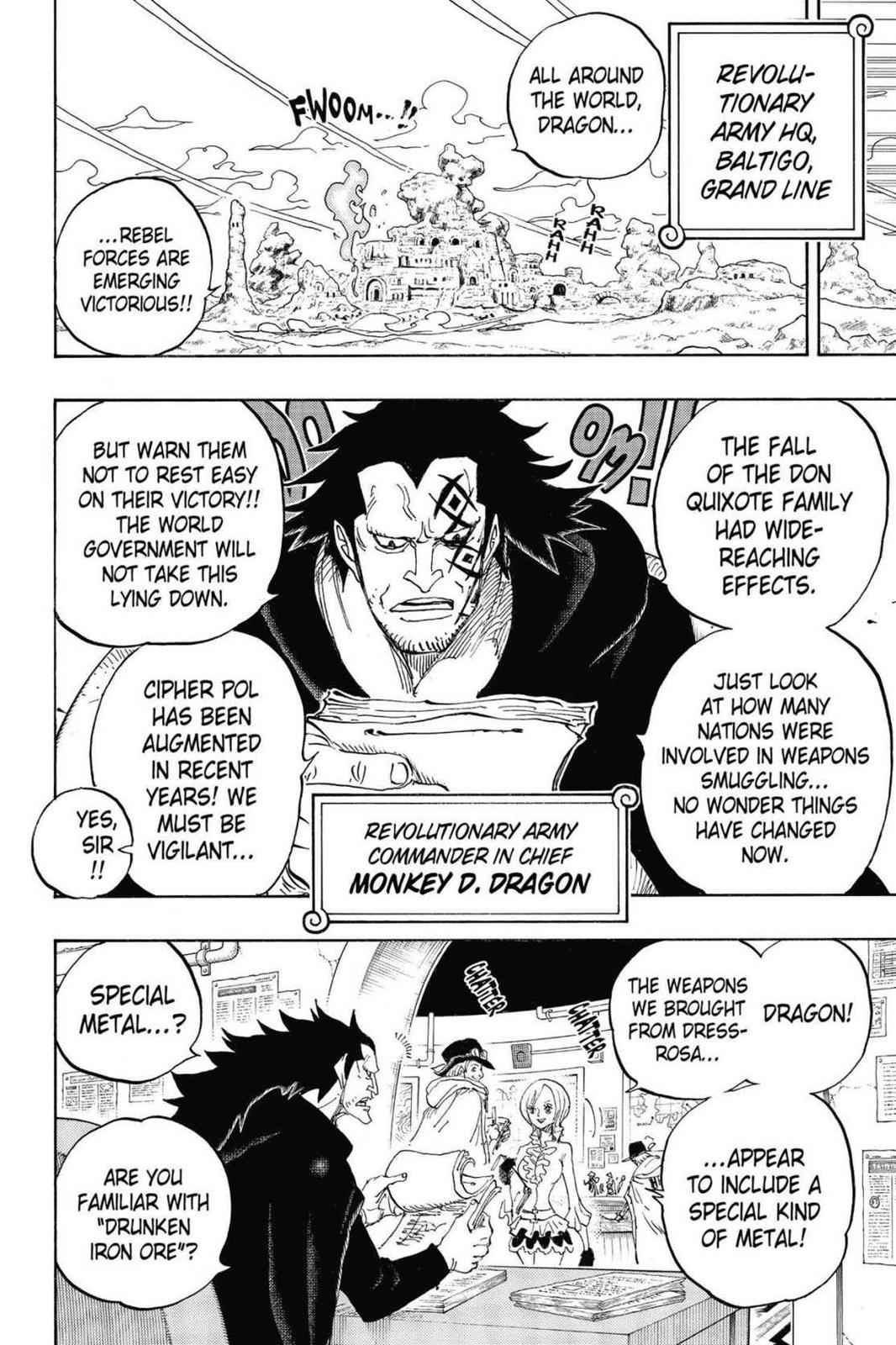 One Piece Chapter 803 Page 6