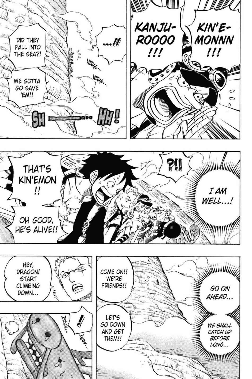 One Piece Chapter 804 Page 5