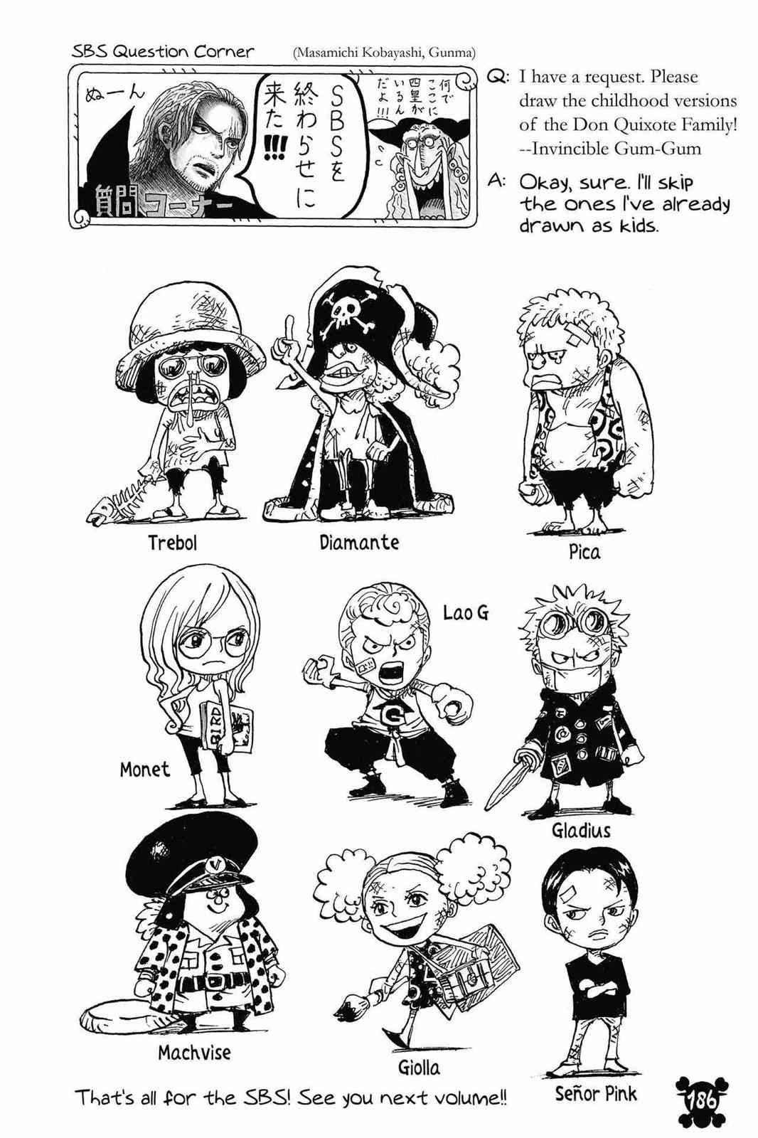 One Piece Chapter 805 Page 17