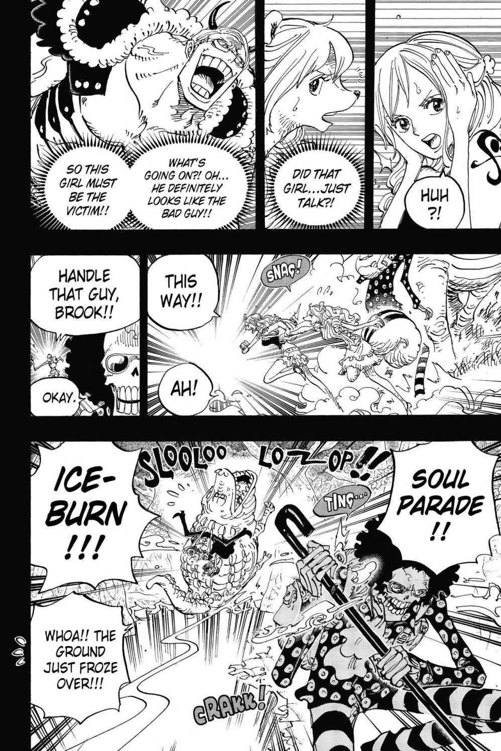One Piece Chapter 810 Page 14