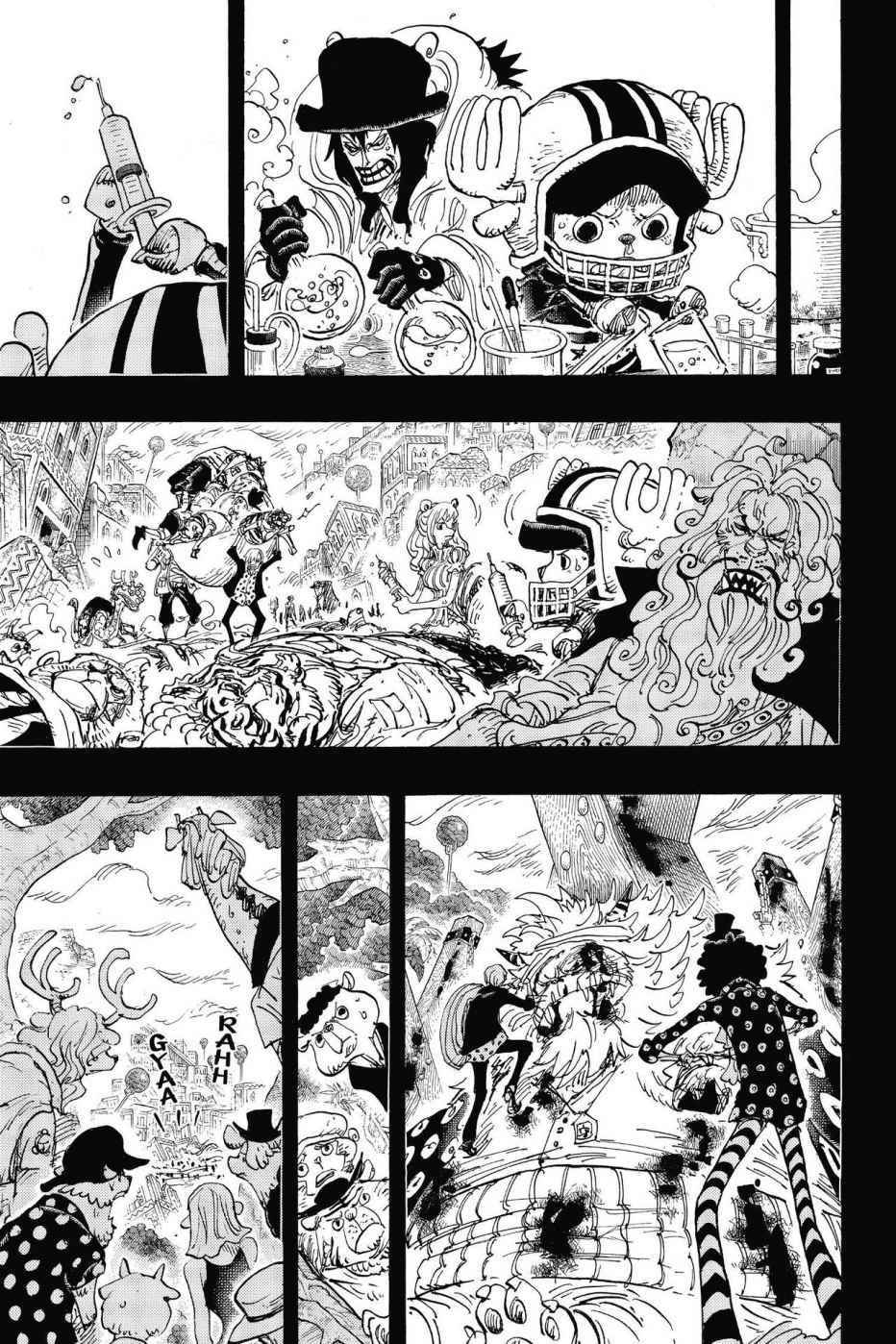 One Piece Chapter 811 Page 13