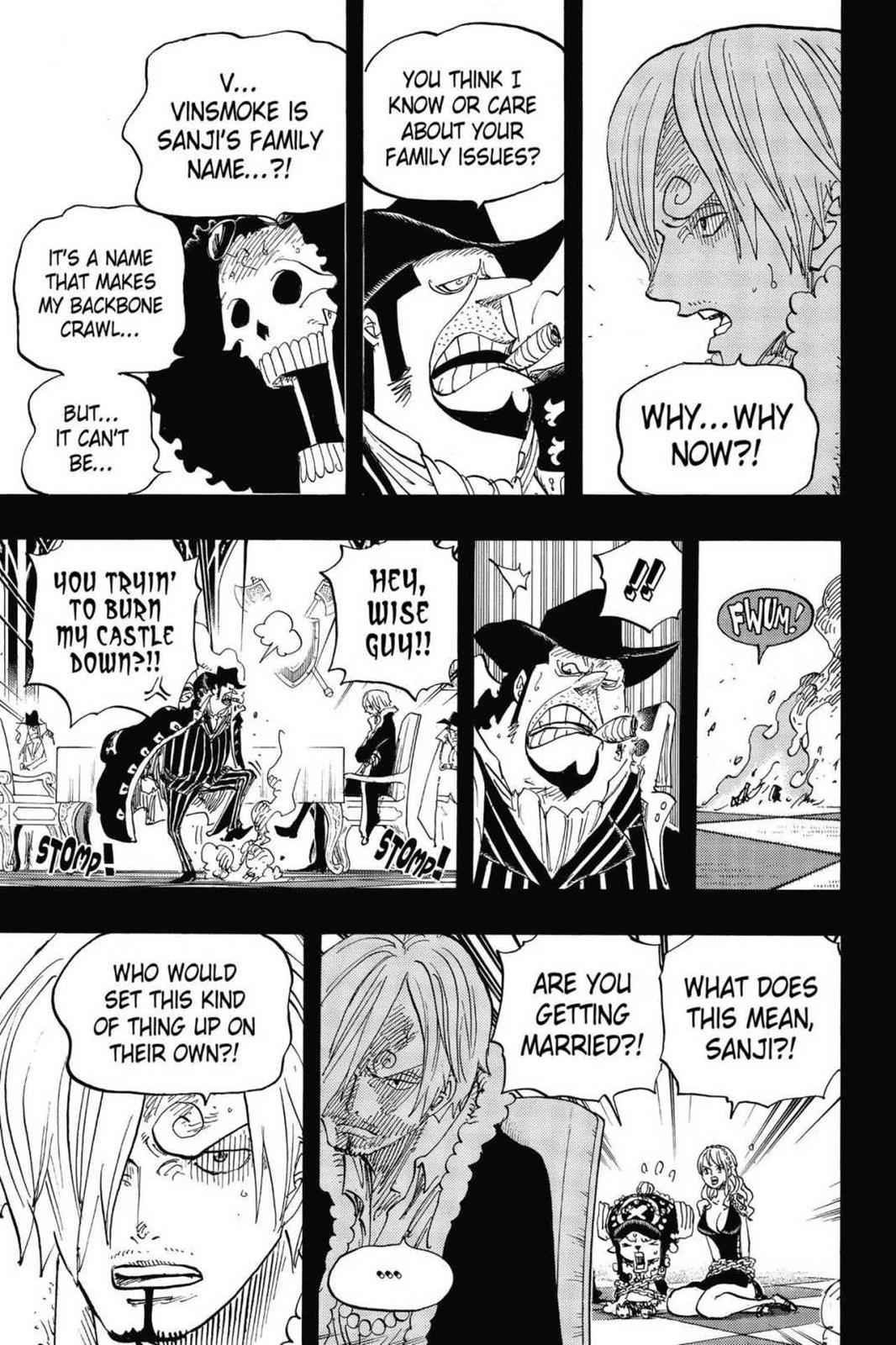 One Piece Chapter 813 Page 3
