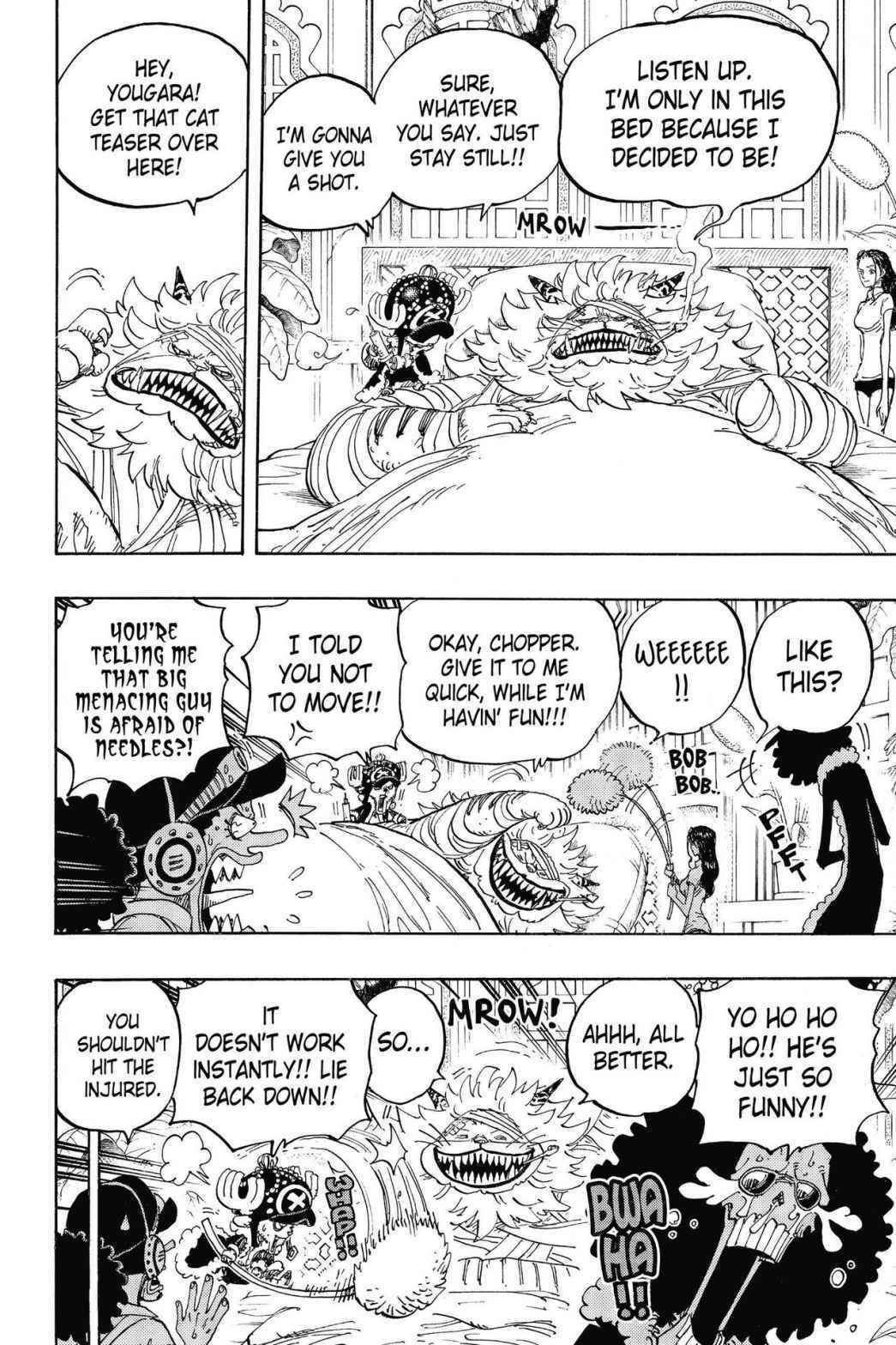 One Piece Chapter 814 Page 15