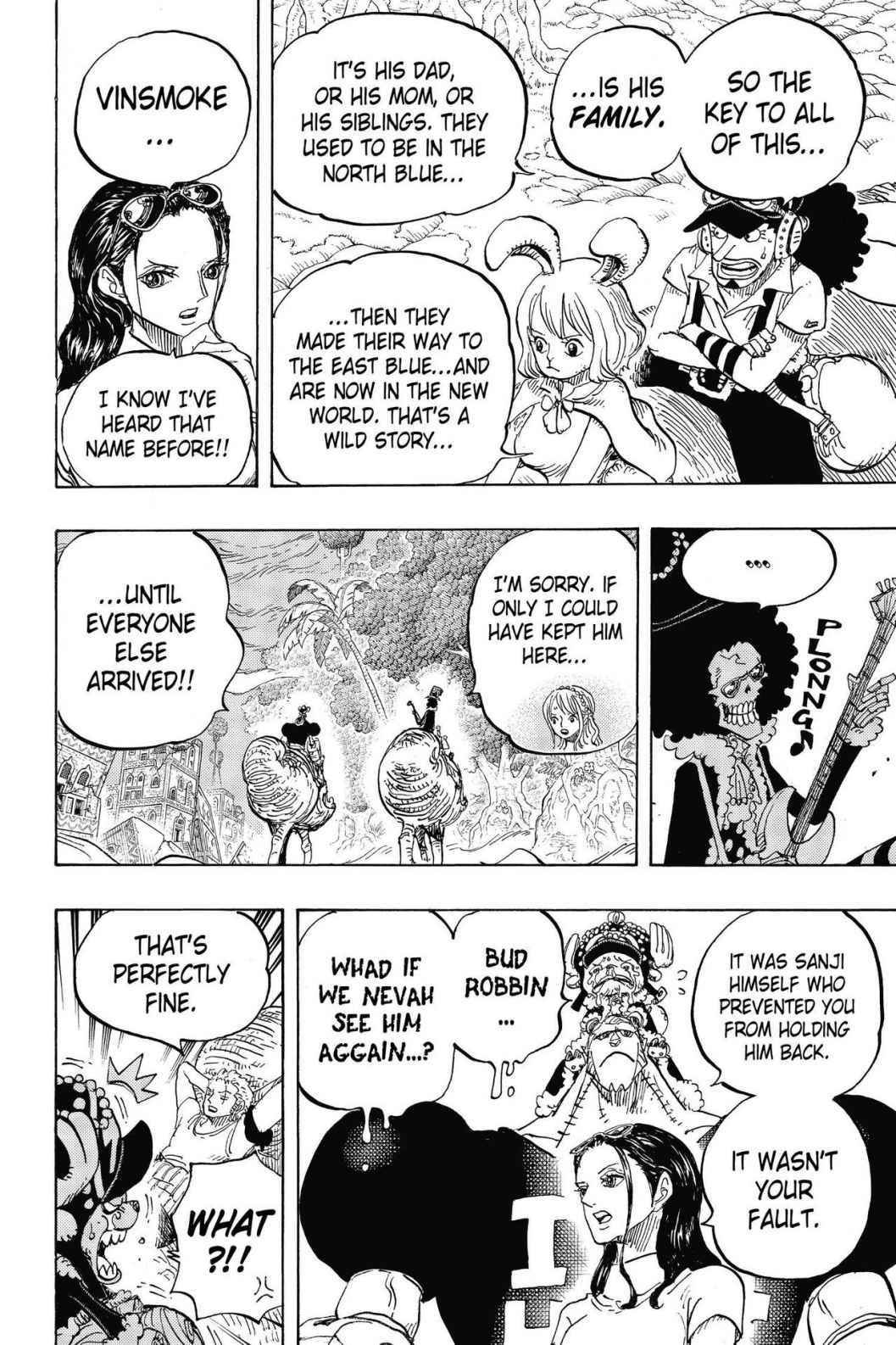 One Piece Chapter 814 Page 6